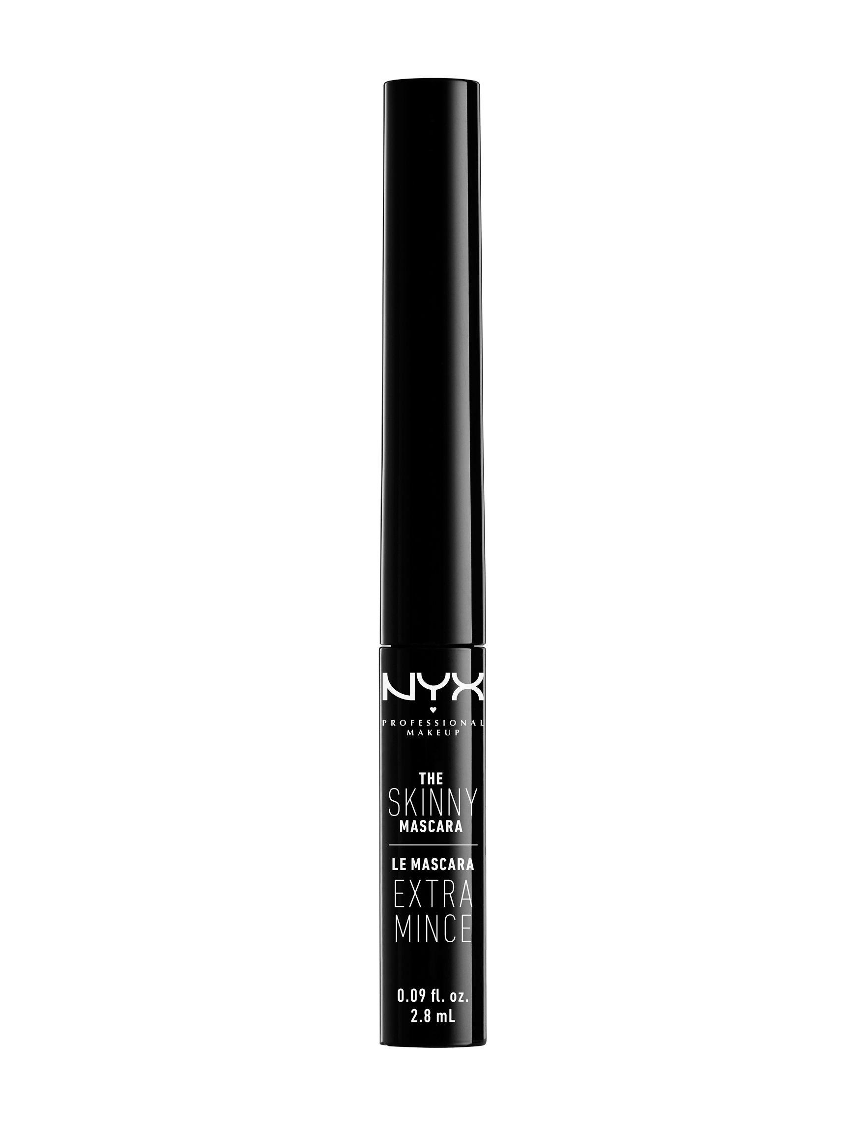 NYX Professional Makeup Black Eyes Mascara