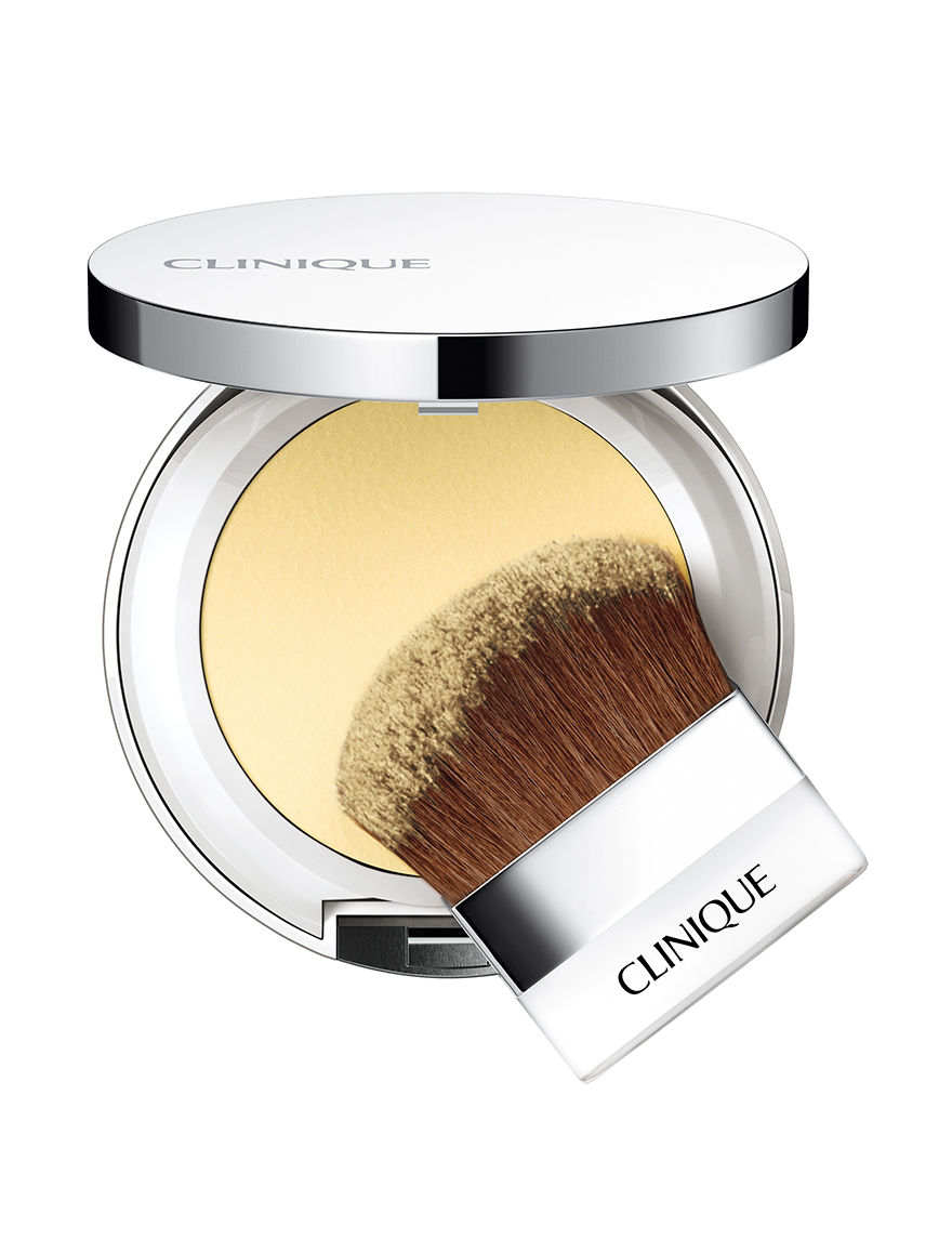 Clinique Real Red Face Powder