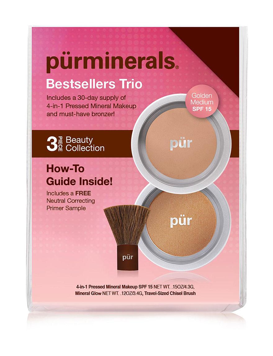 PUR Golden Medium Face Sets & Palettes