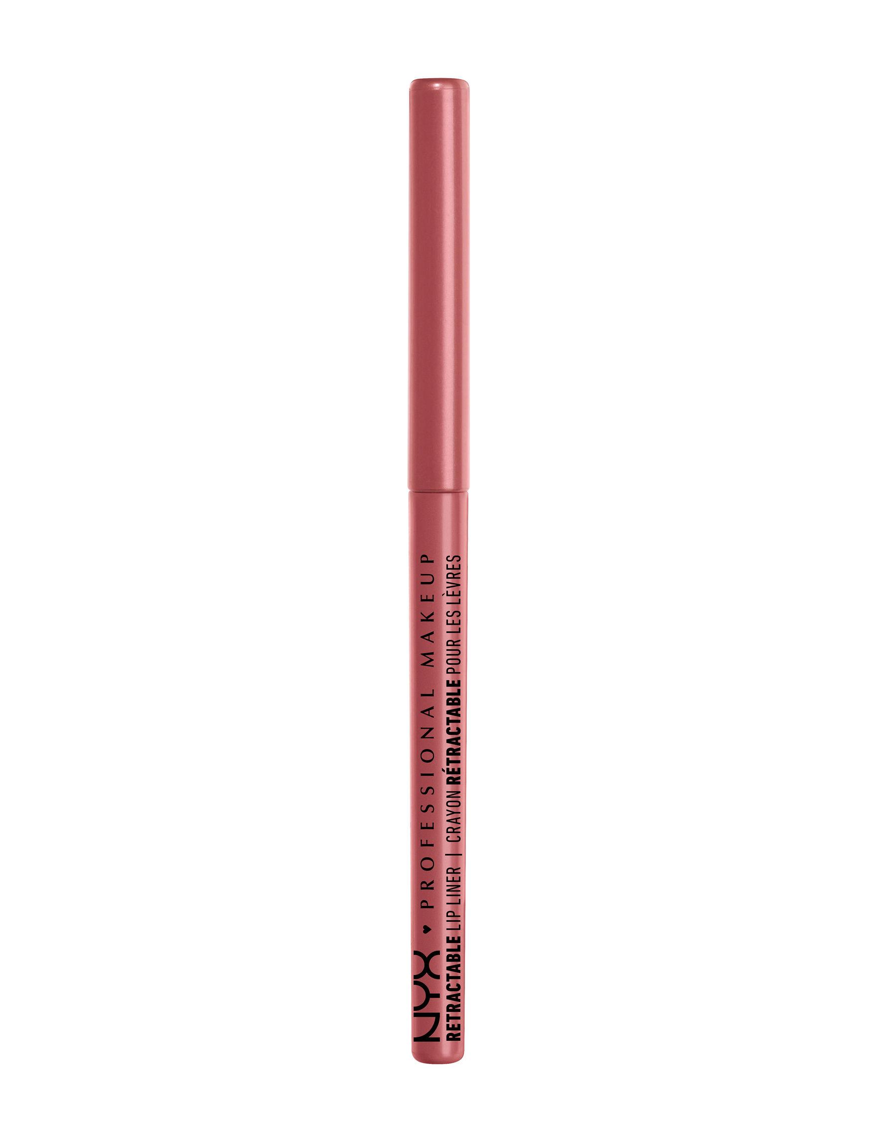 NYX Professional Makeup NYX - Nude Pink Lips Lip Liner