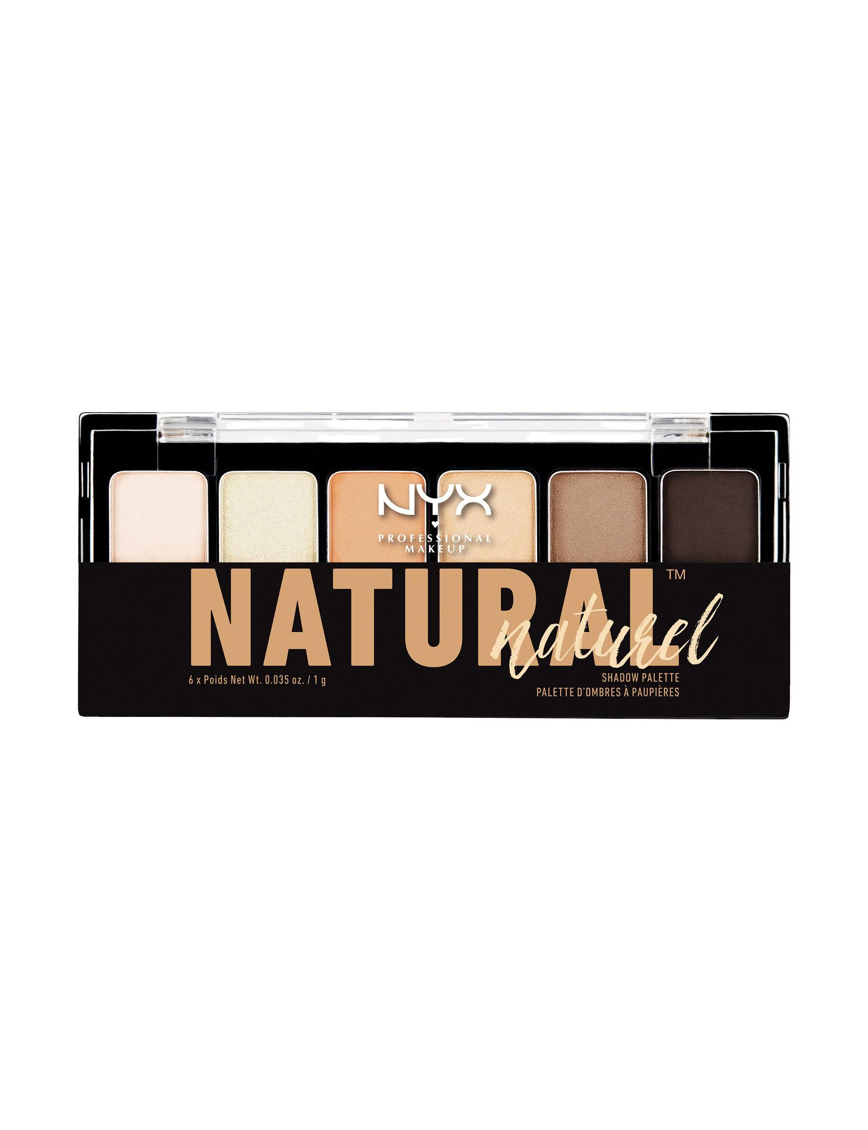 NYX Professional Makeup Natural Eyes Eye Shadow