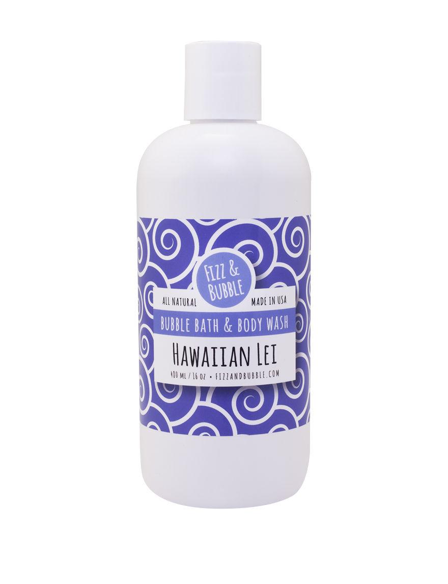 Fizz & Bubbles  Body Wash & Bath Soaks