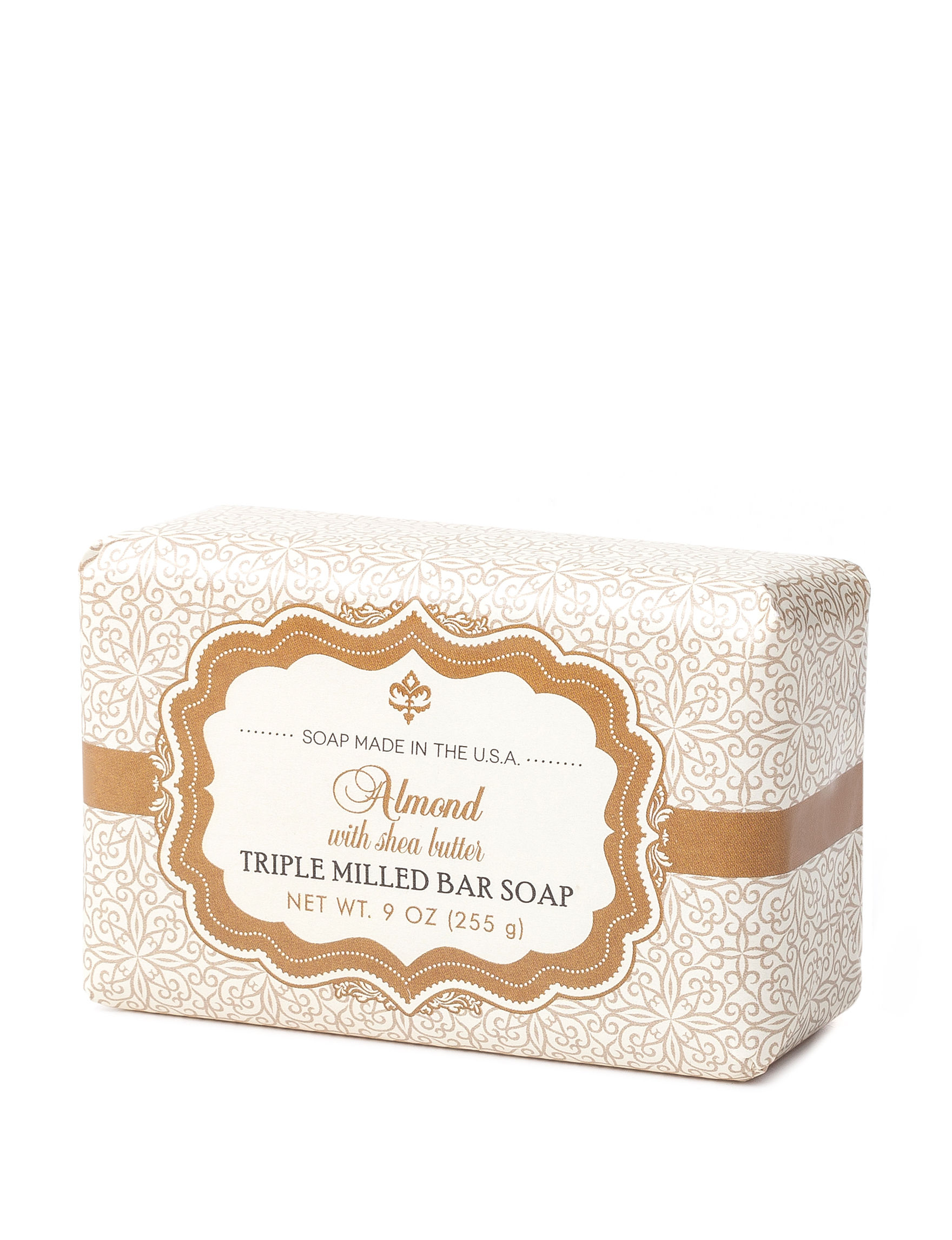 Common Wealth Soaps Almond Soaps