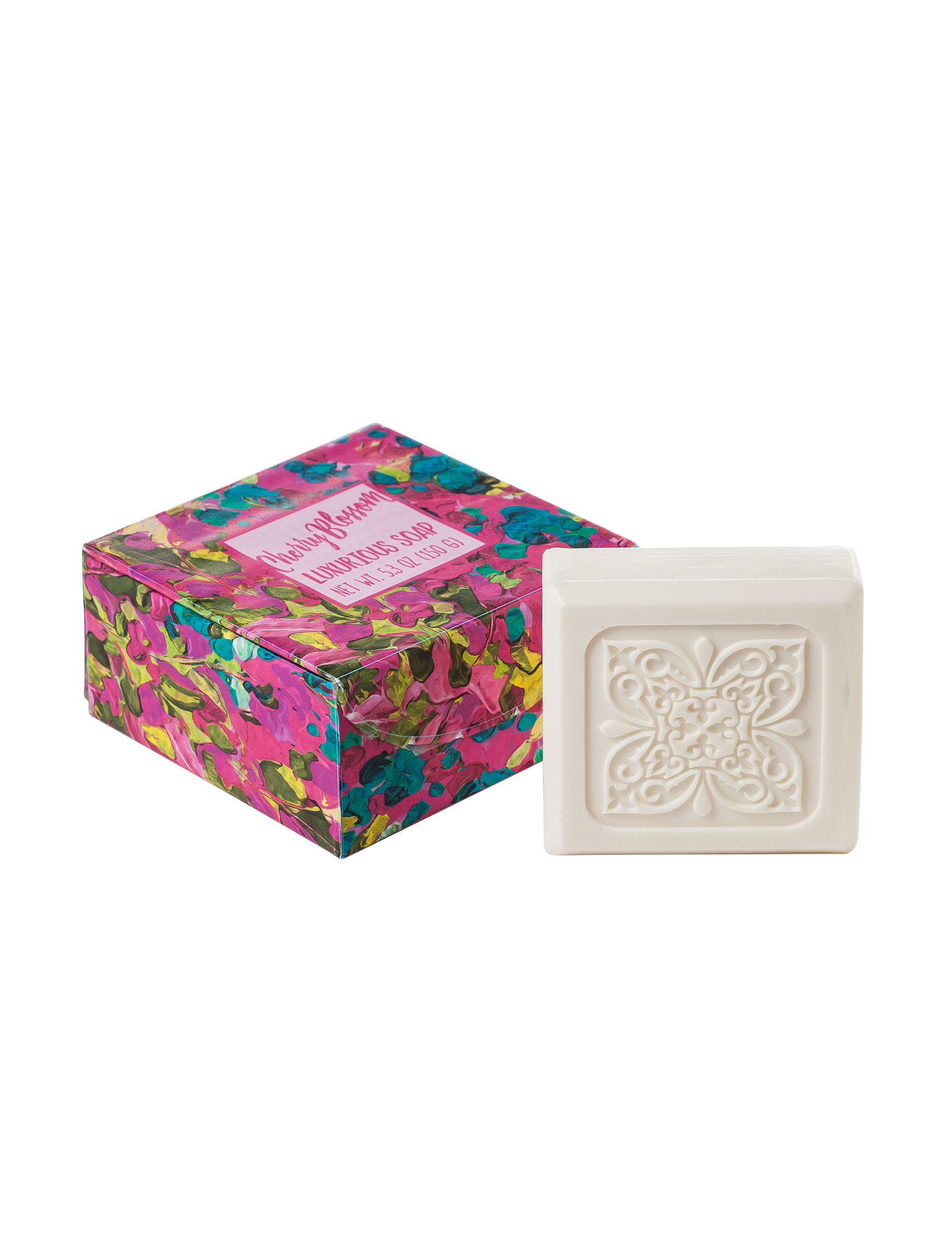 Common Wealth Soaps Cherry Blossom Soaps