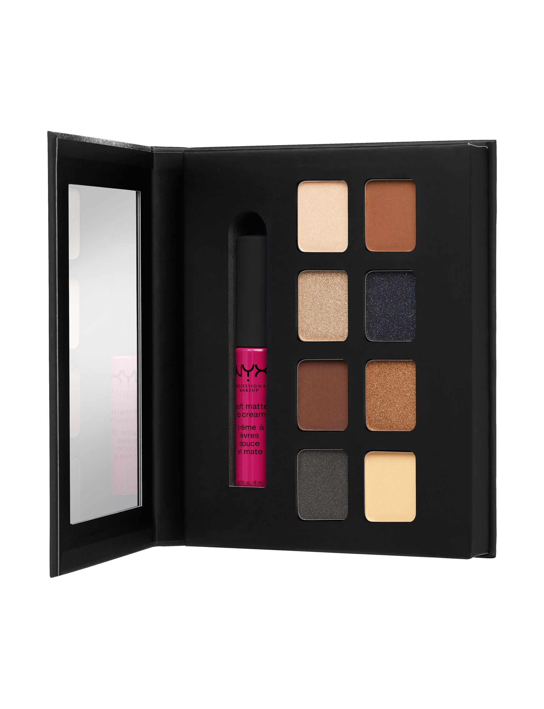 NYX Professional Makeup Paris Eyes Lips Makeup Kits & Sets