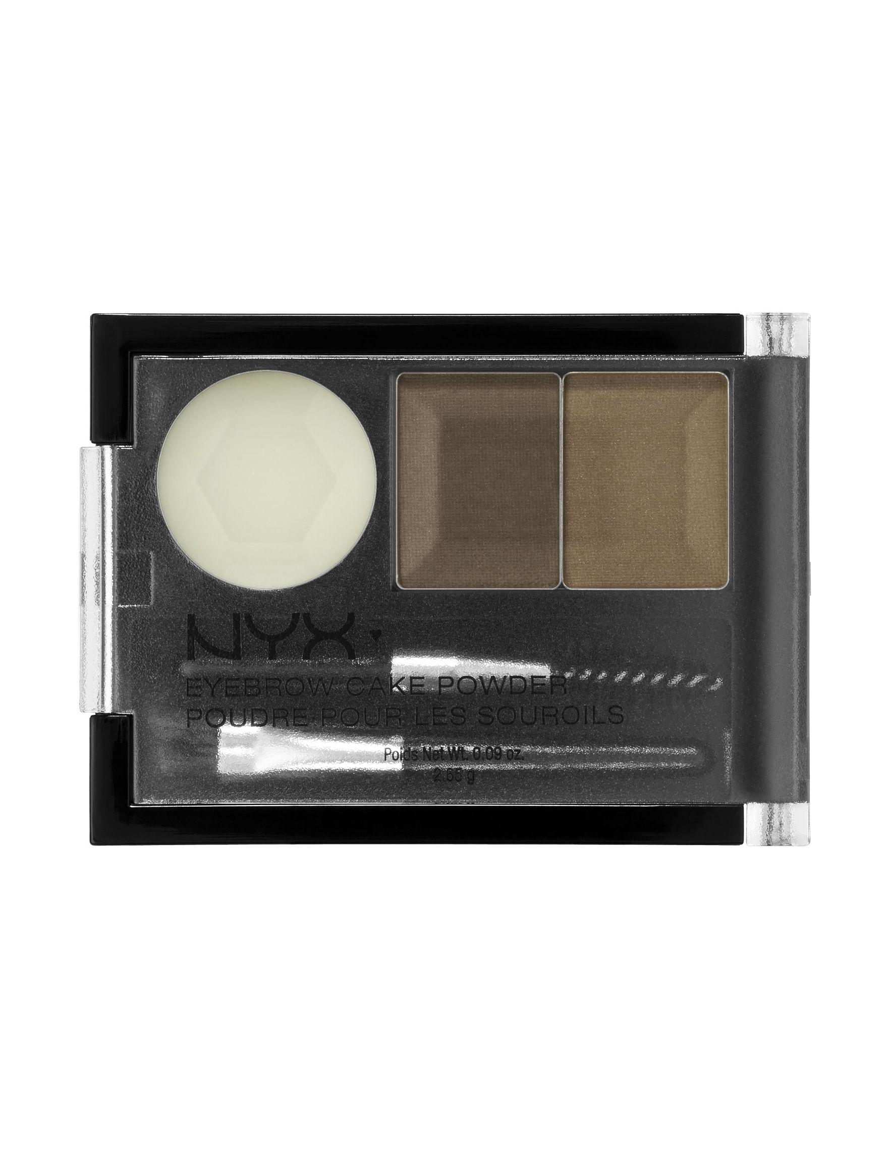 NYX Professional Makeup Light Eyes Sets & Palettes Eyebrow