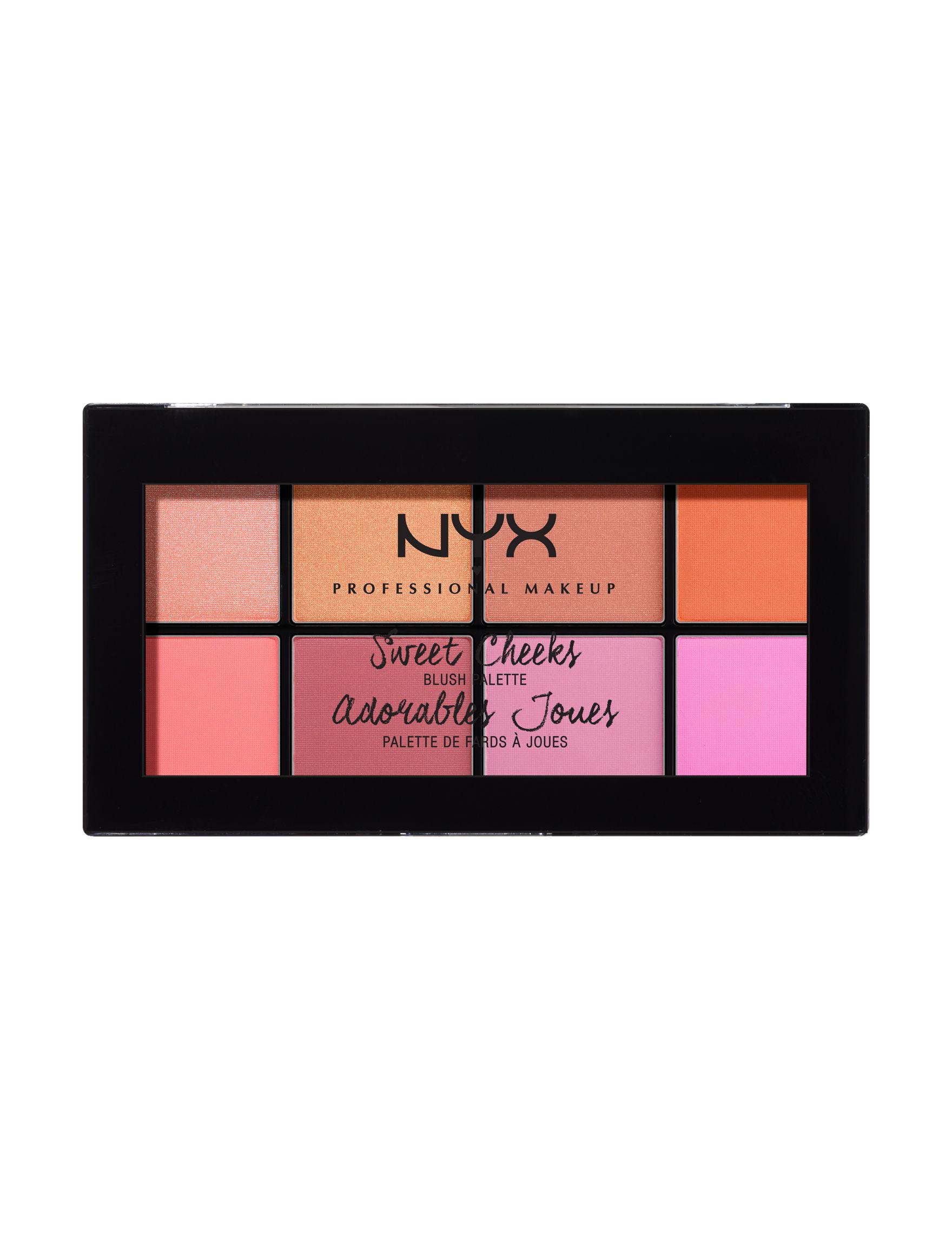 NYX Professional Makeup  Face Sets & Palettes Blush