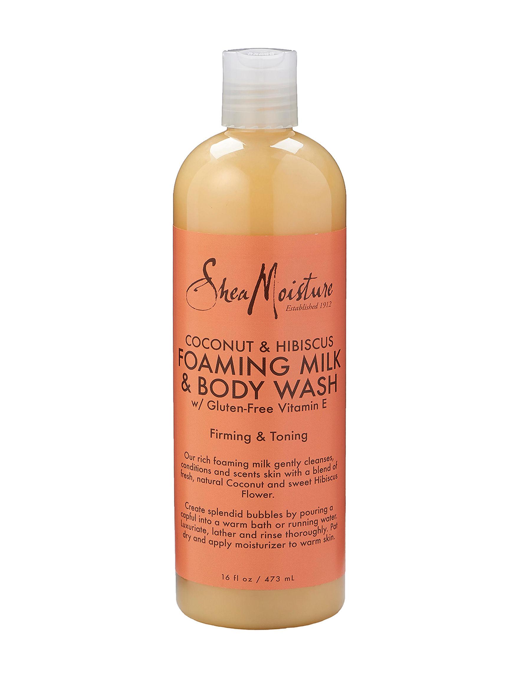 Shea Moisture  Body Wash & Bath Soaks