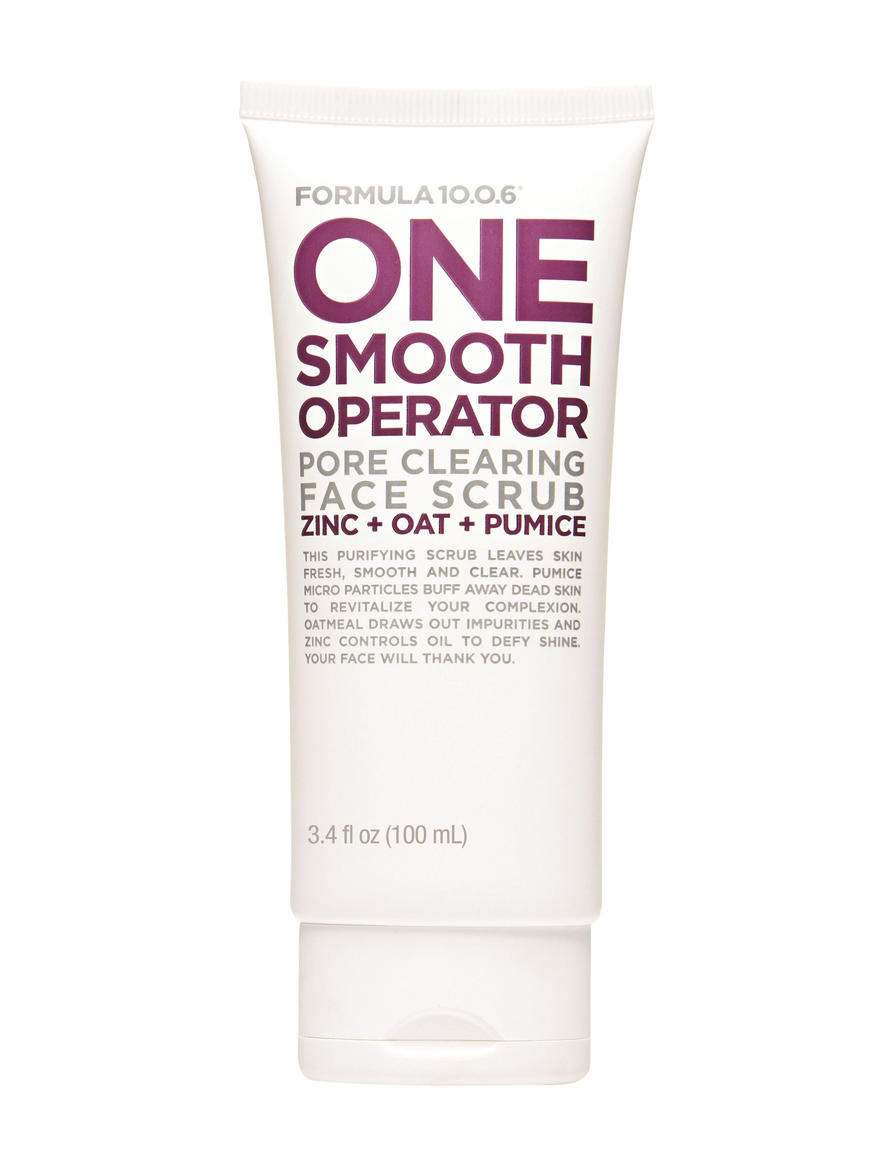 Formula 10 0 6  Cleansers & Toners Face