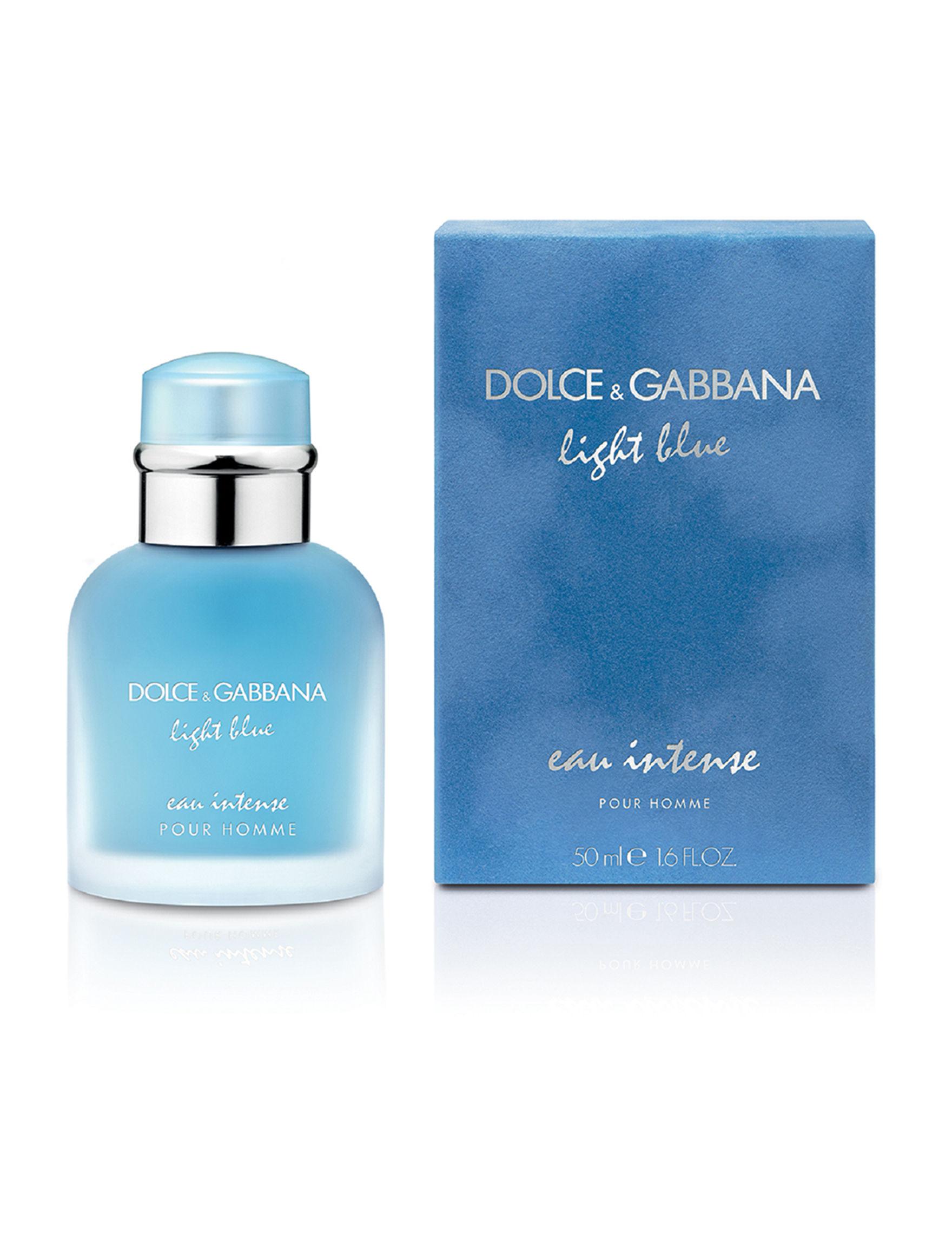 ae204b70e8c Dolce Gabbana Light Blue Intense Mens