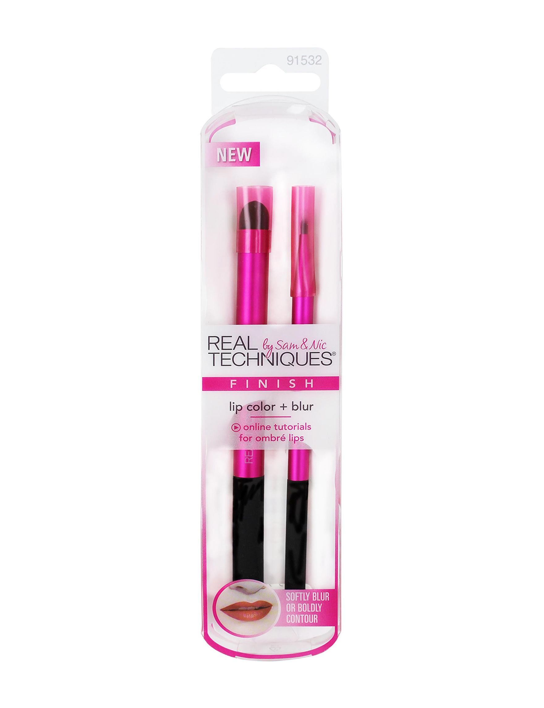 Real Techniques  Tools & Brushes Brush Sets Lip Brush