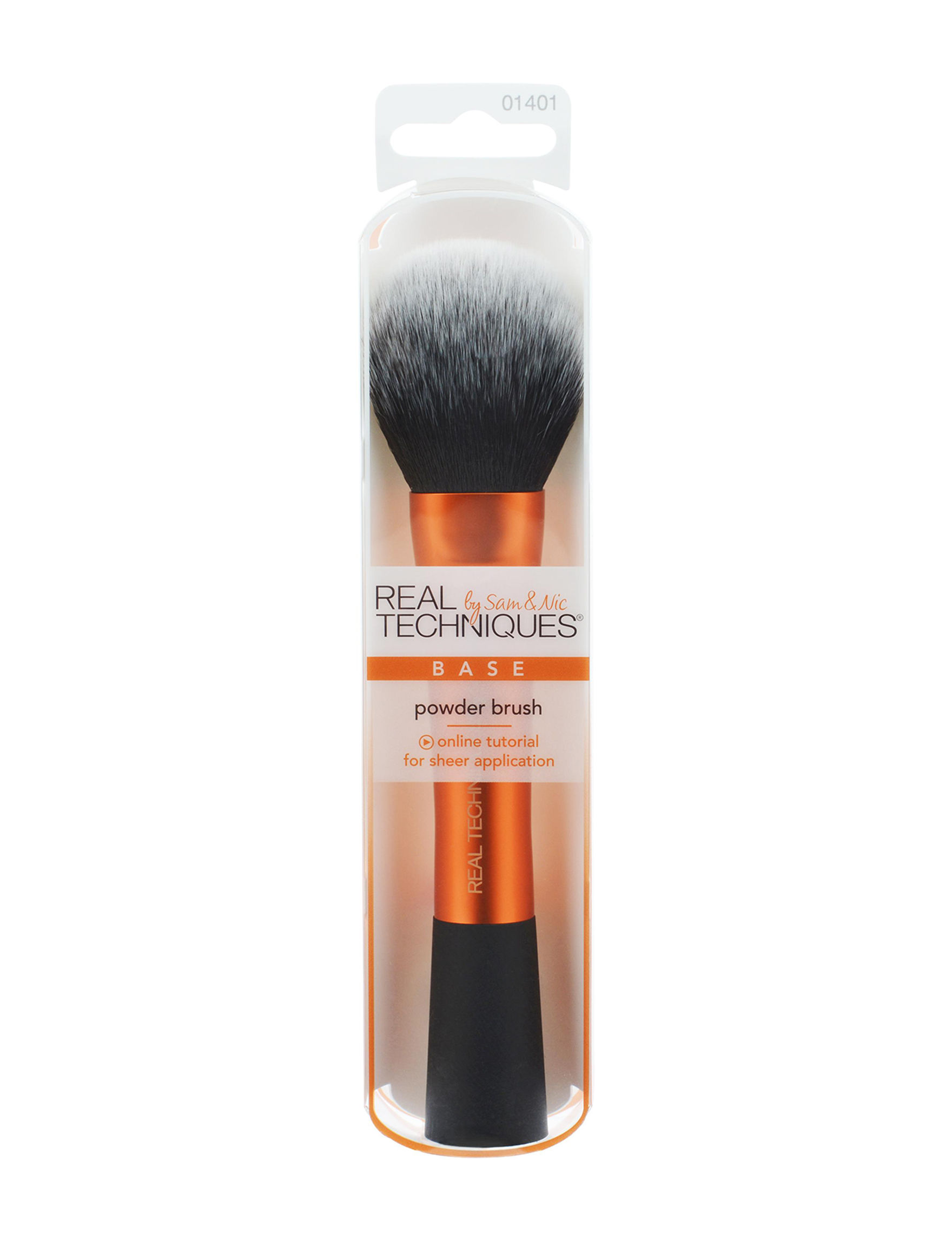 Real Techniques  Tools & Brushes Powder Brush