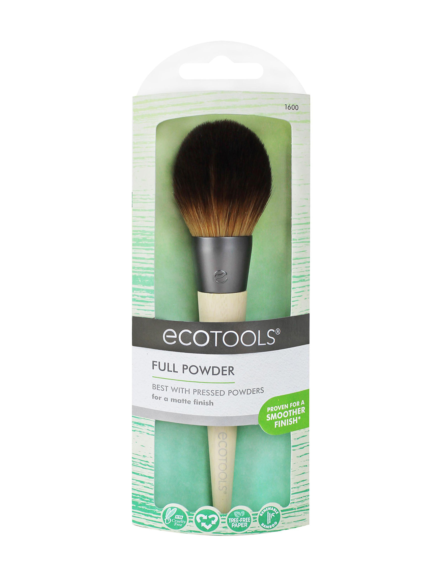 Ecotools Clear Tools & Brushes