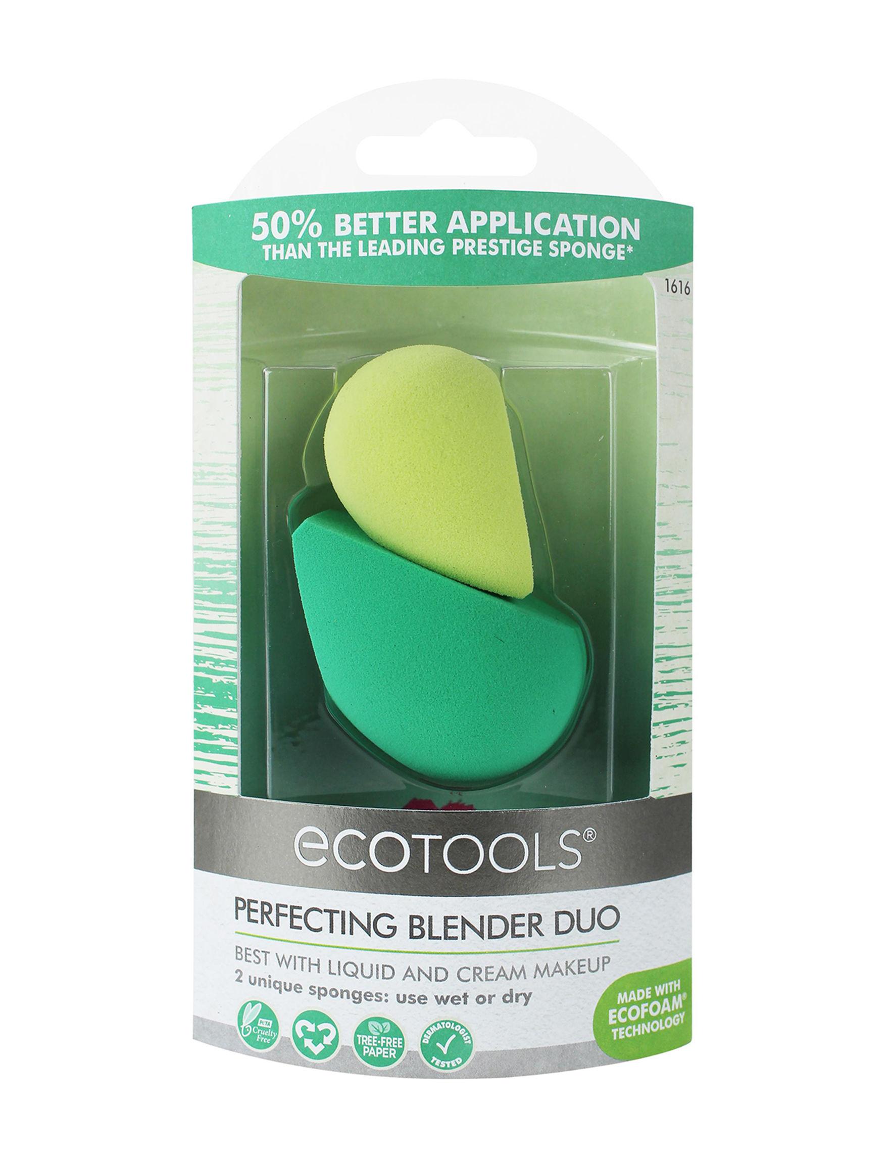 Ecotools  Tools & Brushes Sponges & Applicators