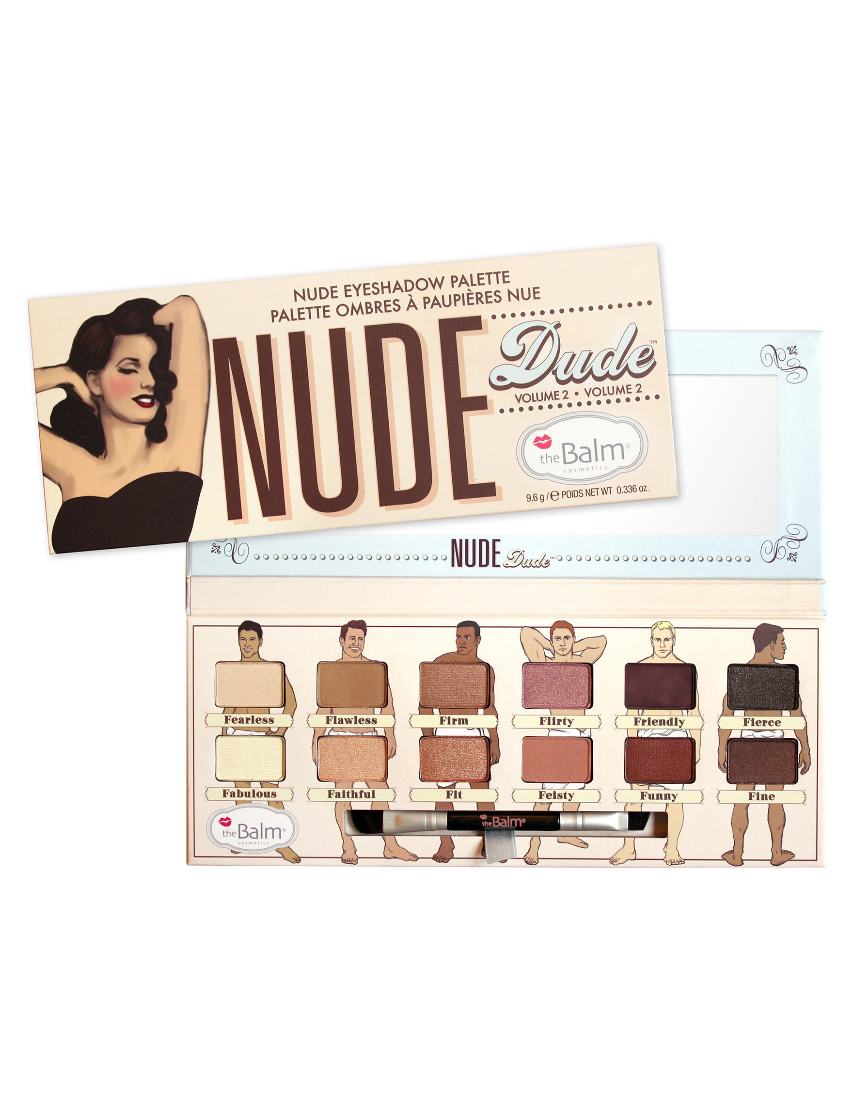 The Balm  Eyes Makeup Kits & Sets Eye Shadow