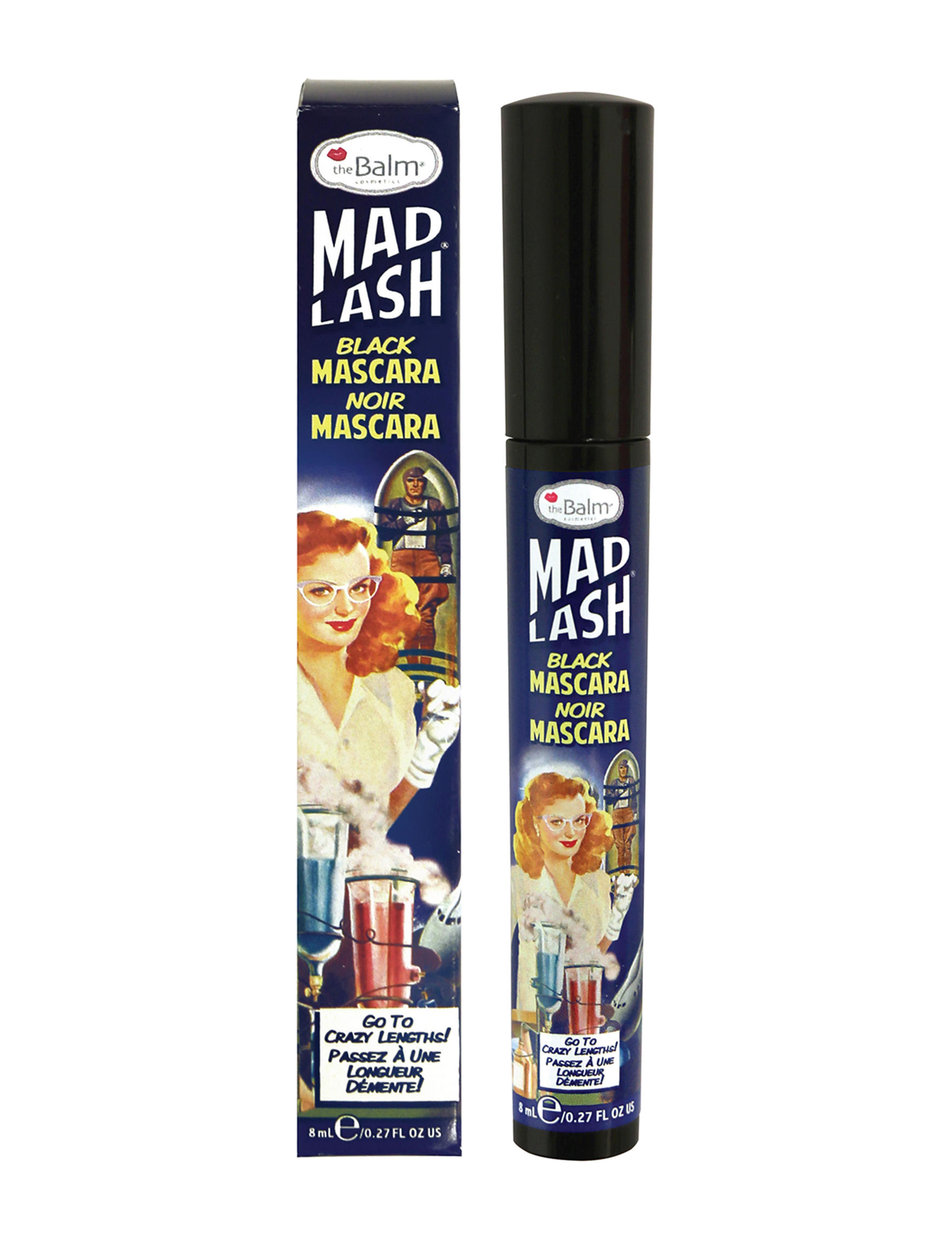 The Balm  Eyes Mascara