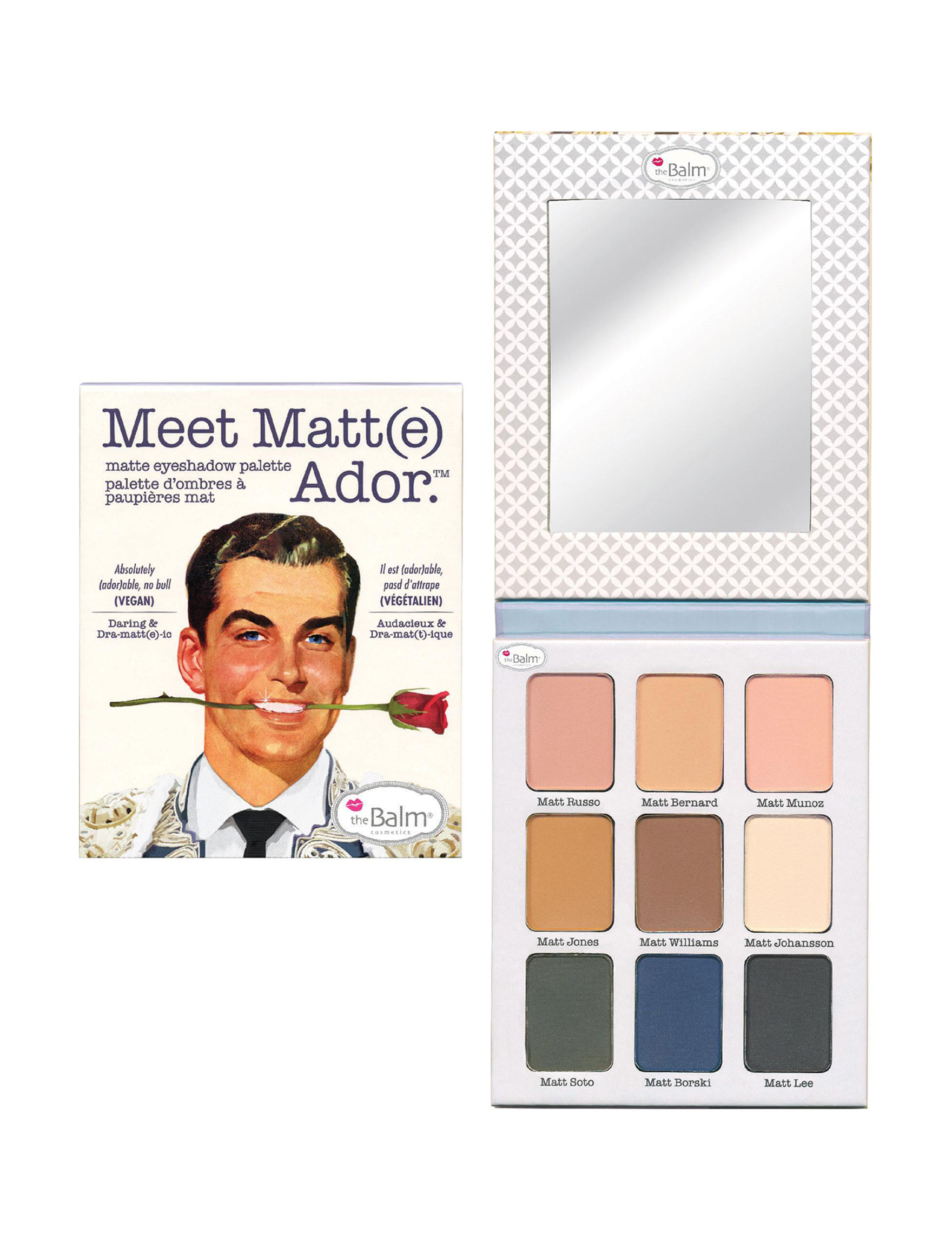 The Balm  Eyes Eye Shadow
