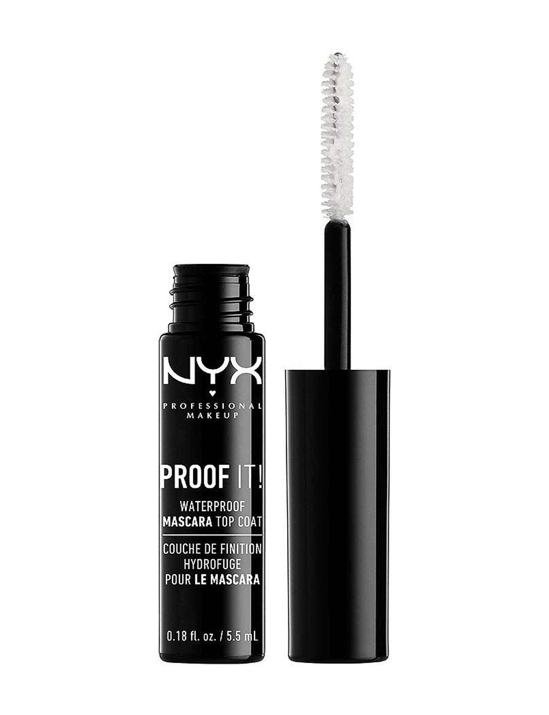 NYX Professional Makeup  Eyes Primers & Removers Mascara