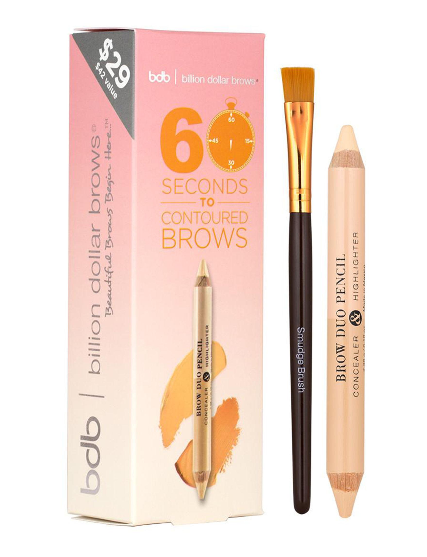 Billion Dollar Brows  Tools & Brushes Eyebrow & Eyelash Tools