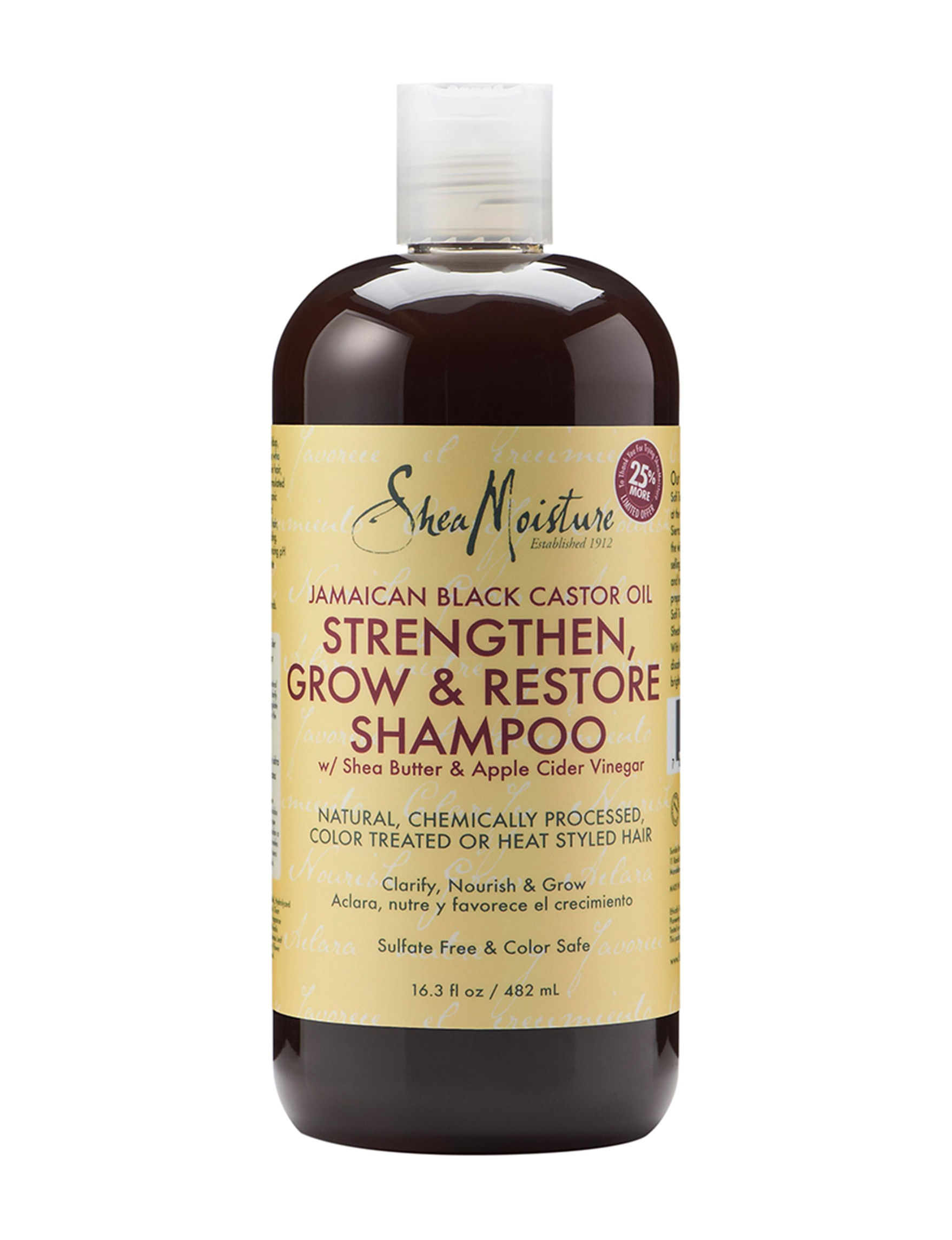Shea Moisture  Body wash Hair Treatments