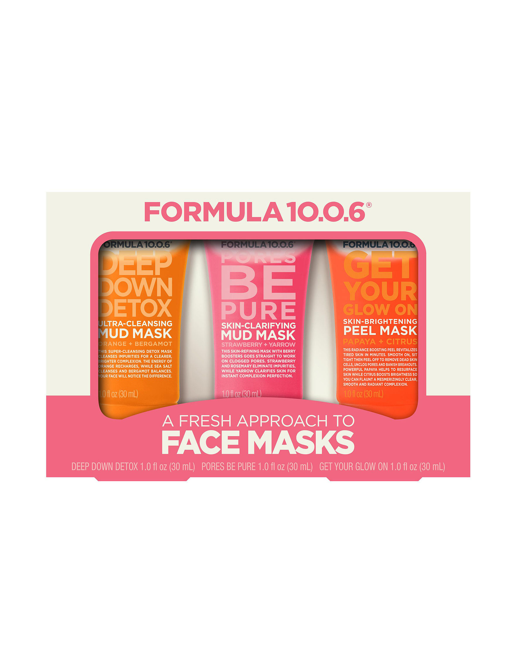 Formula 10 0 6  Face Masks Skin Care Kits & Sets