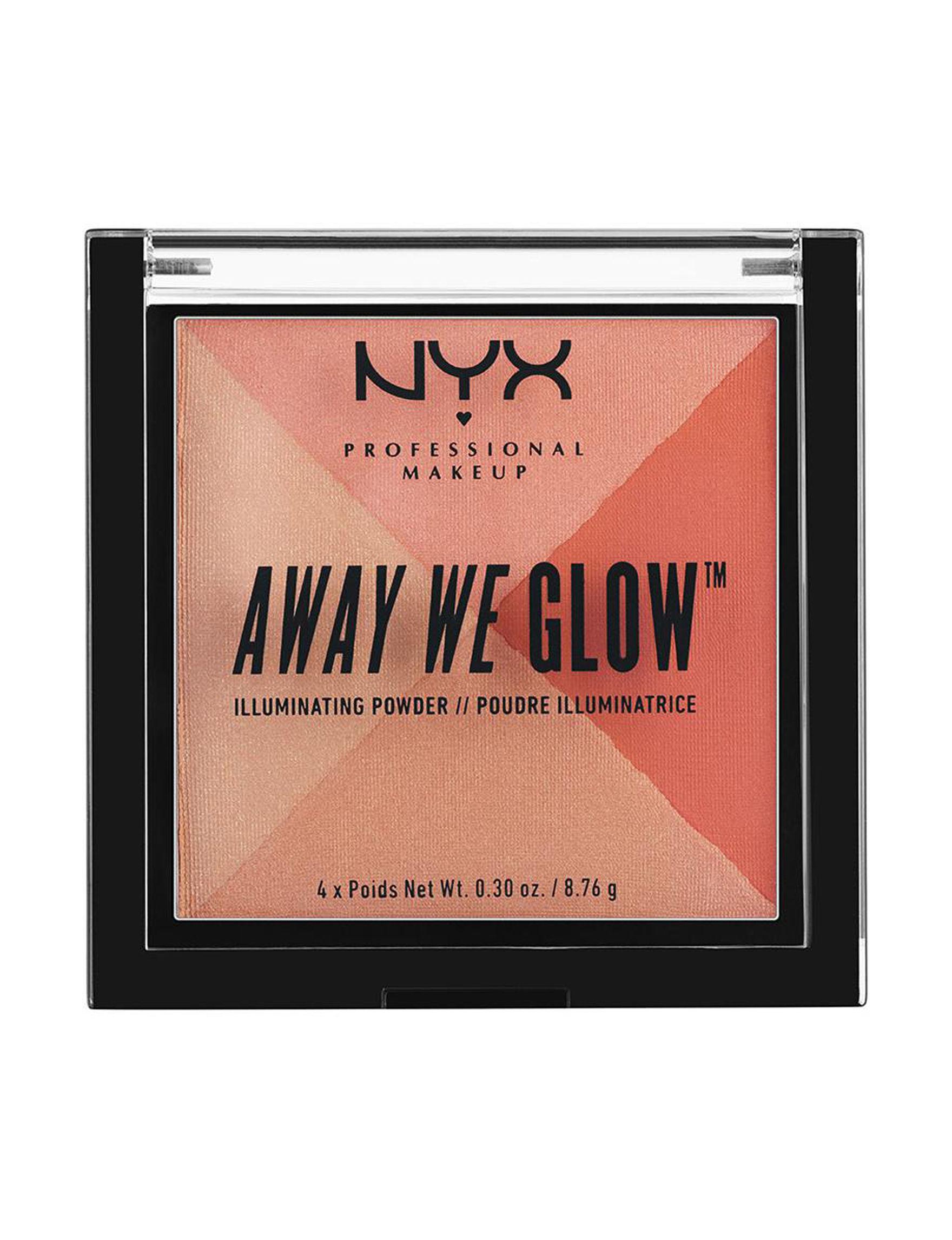 NYX Professional Makeup Summer Reflection Face Makeup Kits & Sets Highlighter