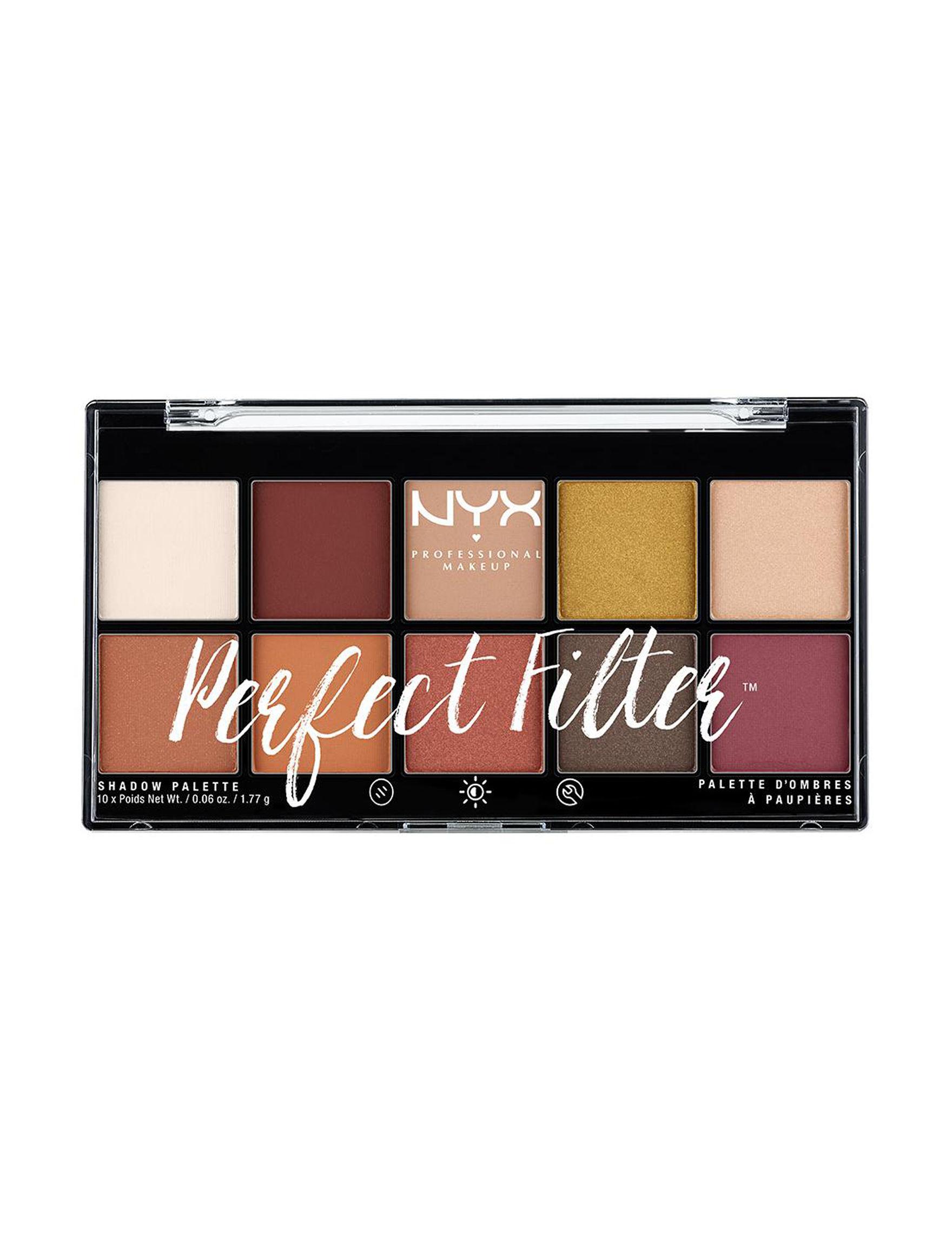 NYX Professional Makeup  Eyes Sets & Palettes Eye Shadow