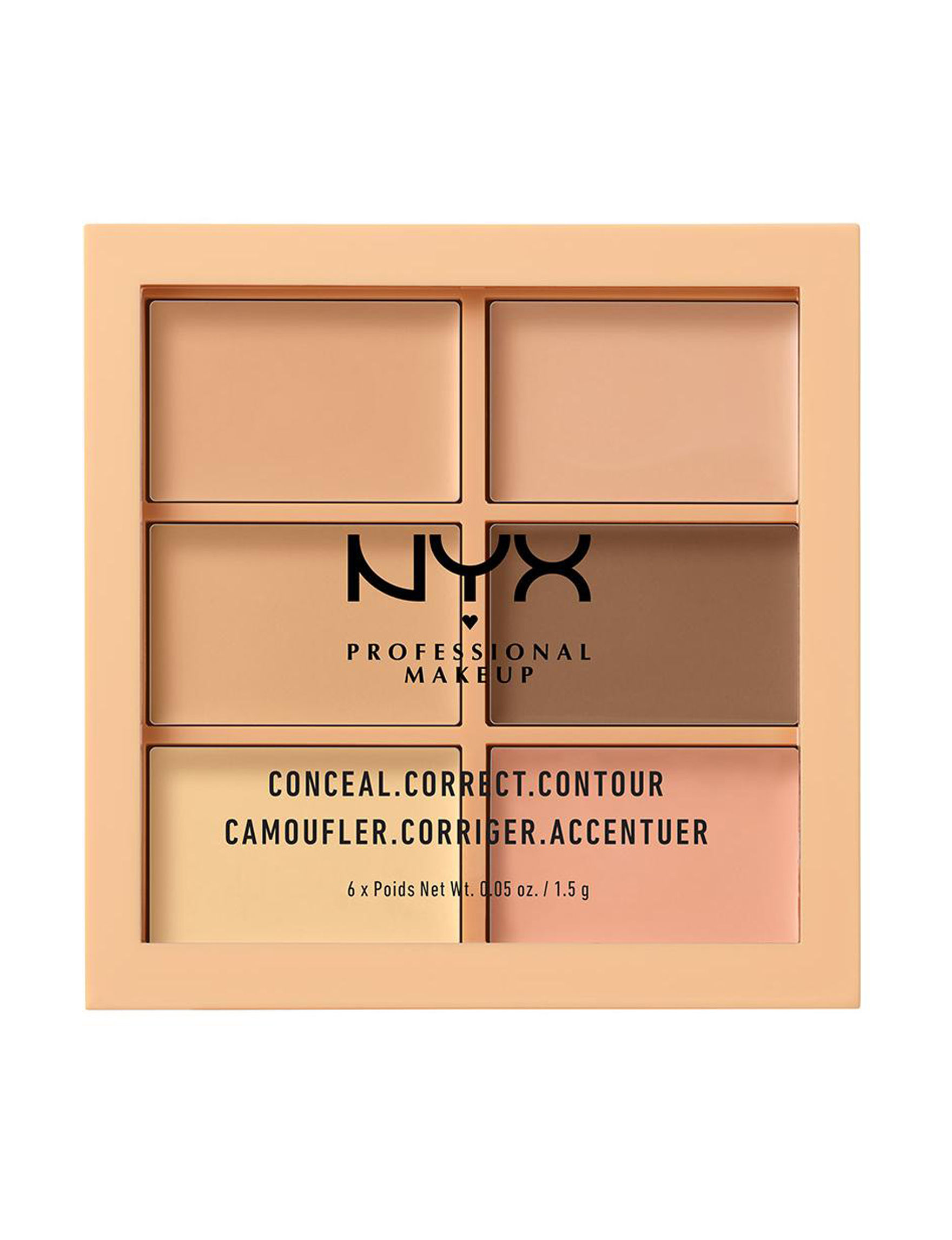NYX Professional Makeup Light Face Makeup Kits & Sets Concealer