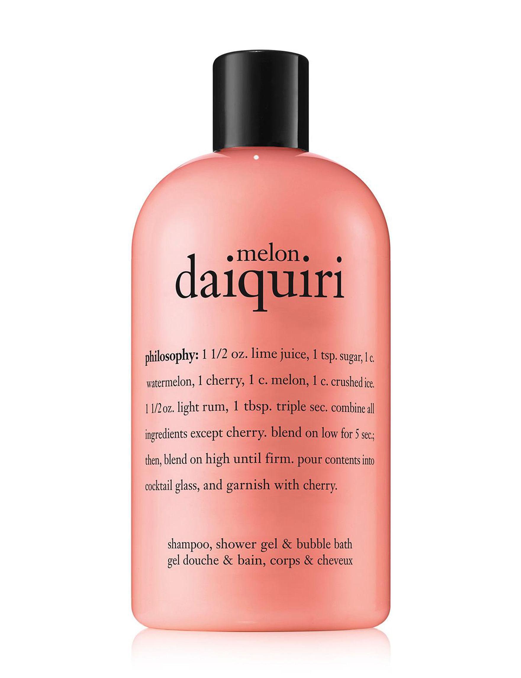 Philosophy Melon Daiquiri Shampoo, Shower Gel & Bubble Bath | Stage ...