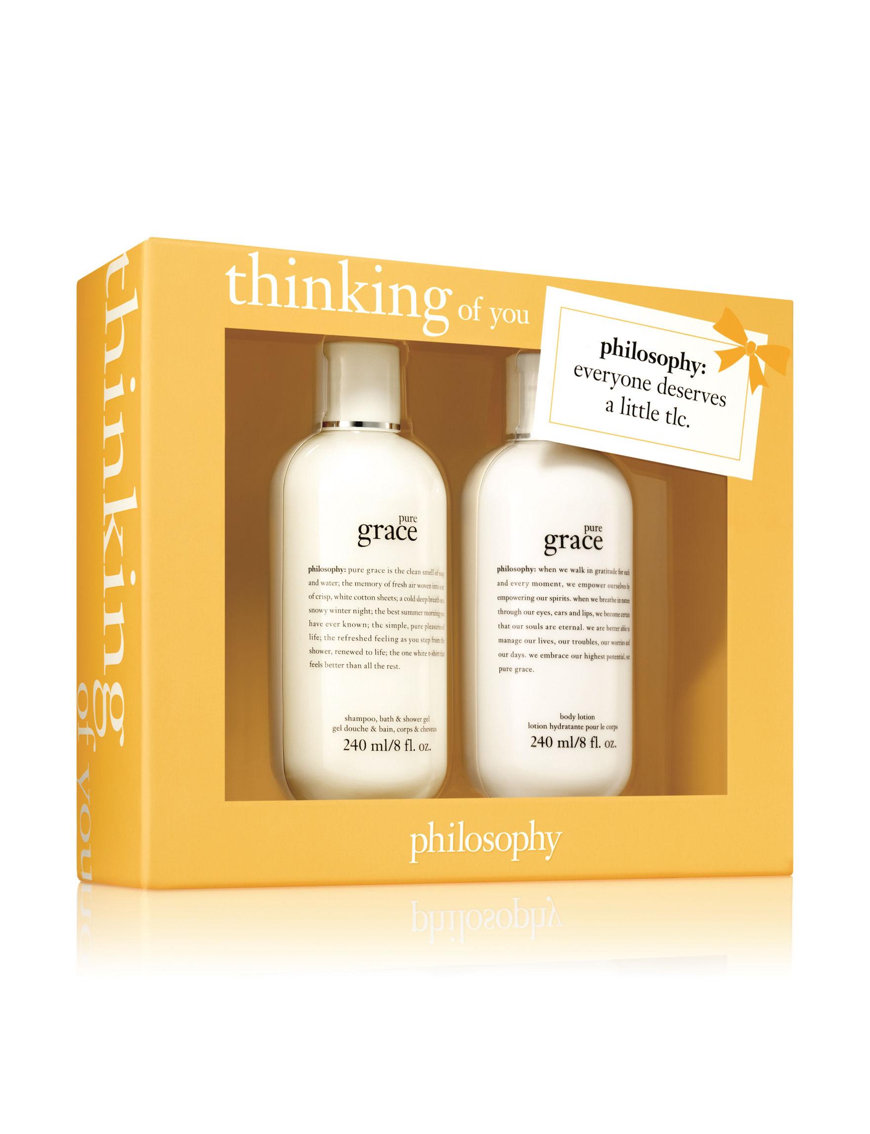Philosophy  Bath & Body Gift Sets Body Cream & Lotions