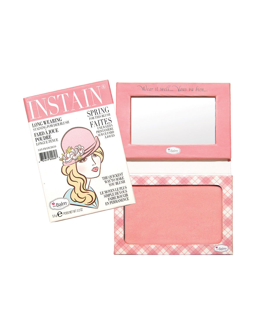 The Balm Argyle Face Blush