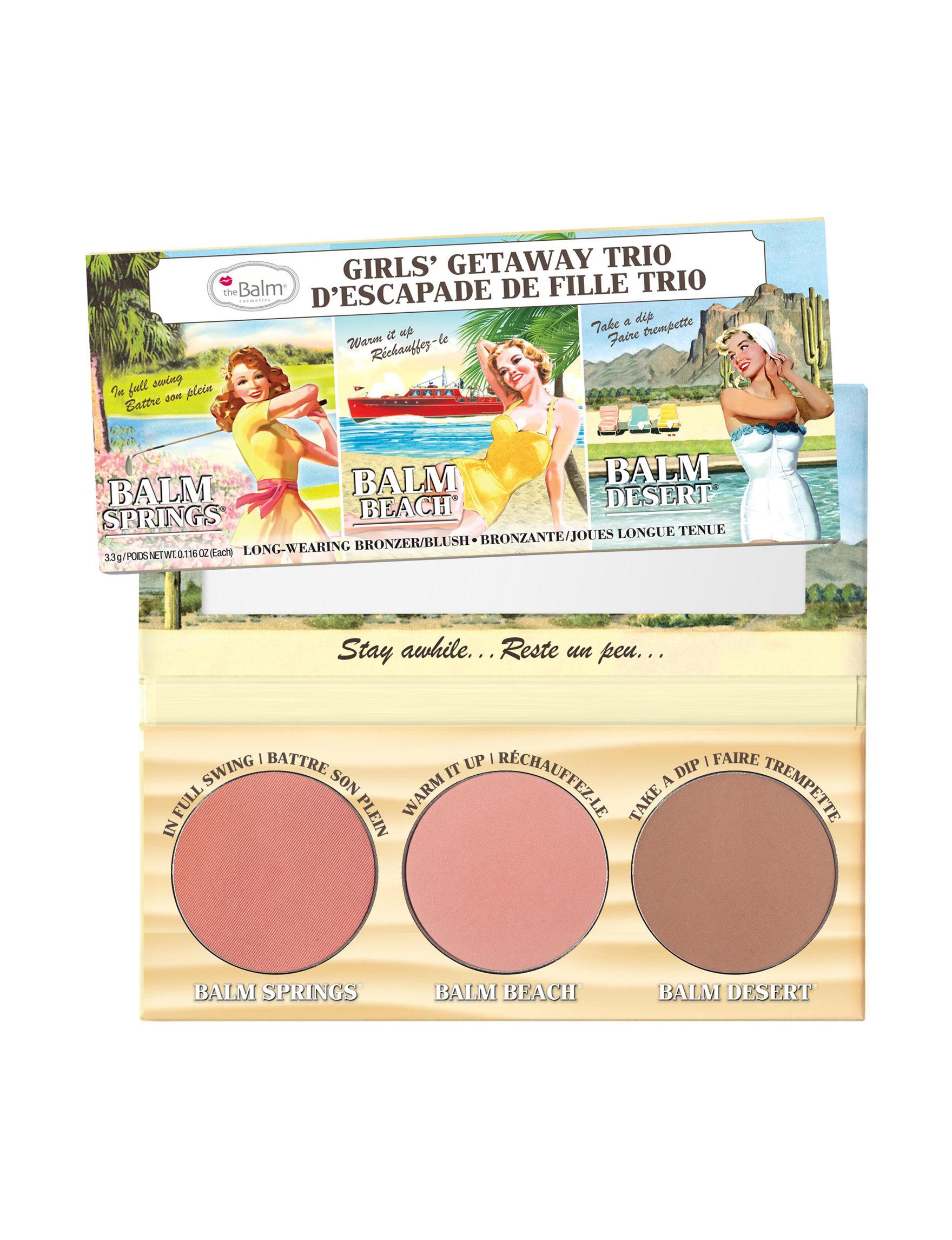 The Balm  Face Makeup Kits & Sets Blush Bronzer