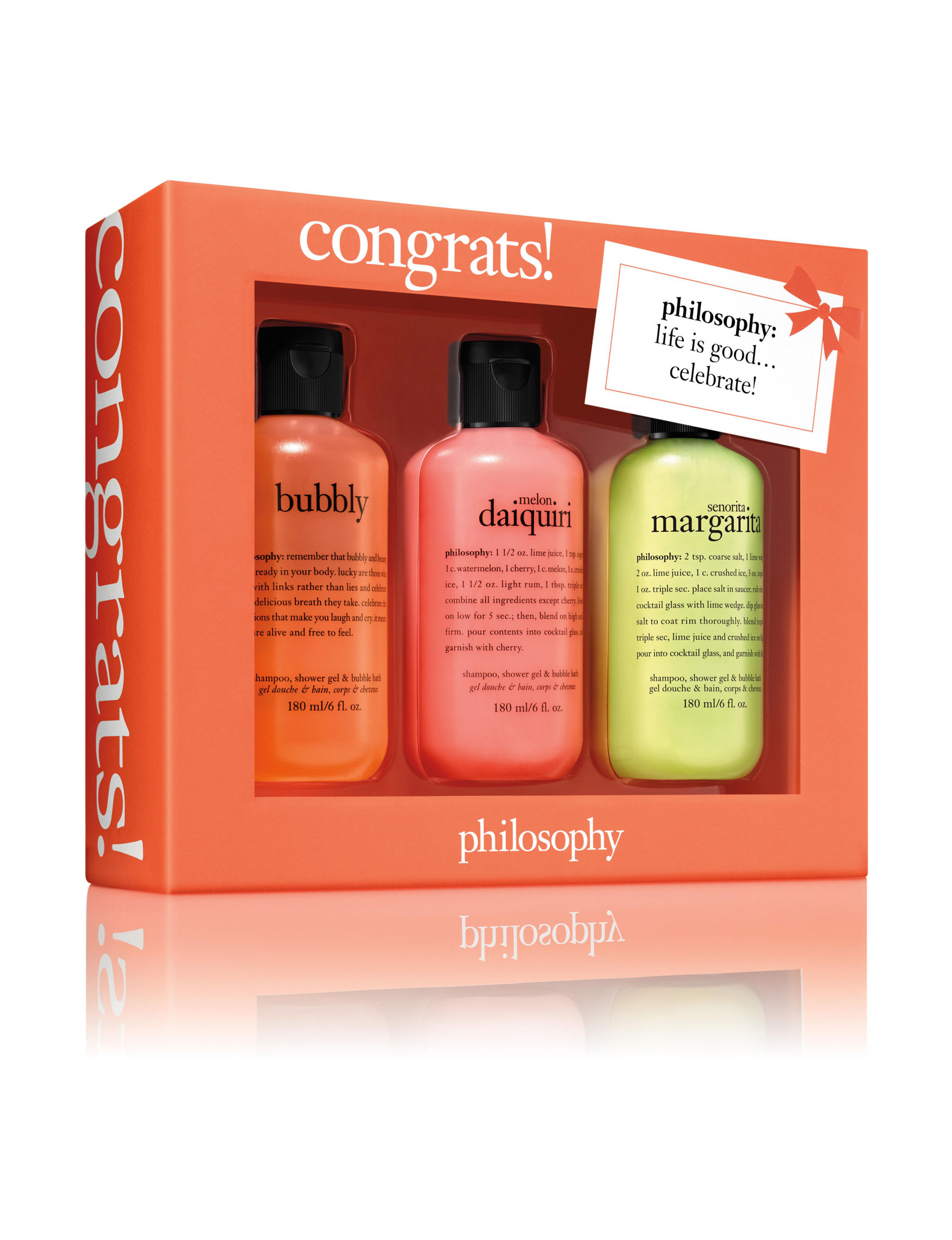 Philosophy  Bath & Body Gift Sets