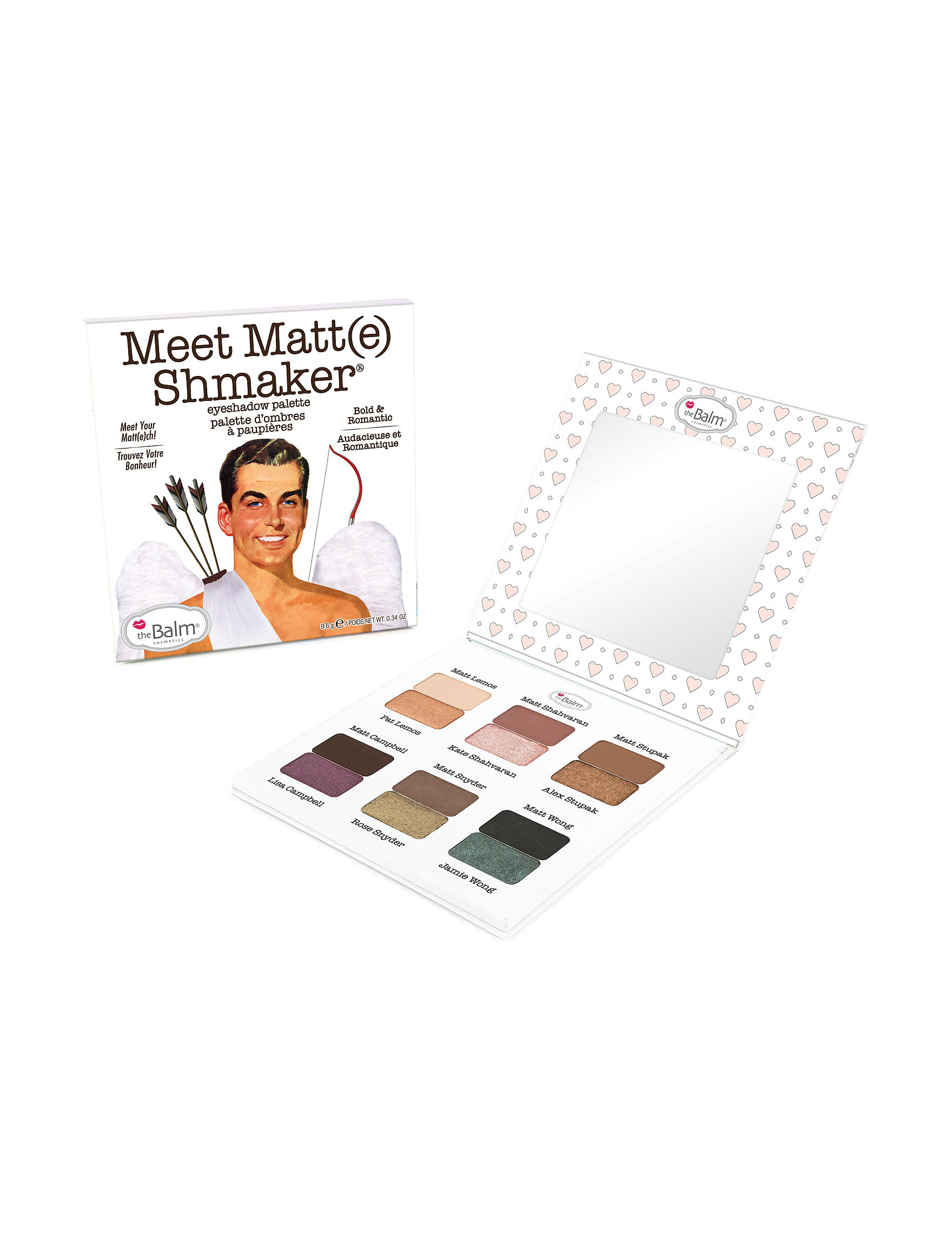 theBalm Cosmetics  Eyes Sets & Palettes Eye Shadow