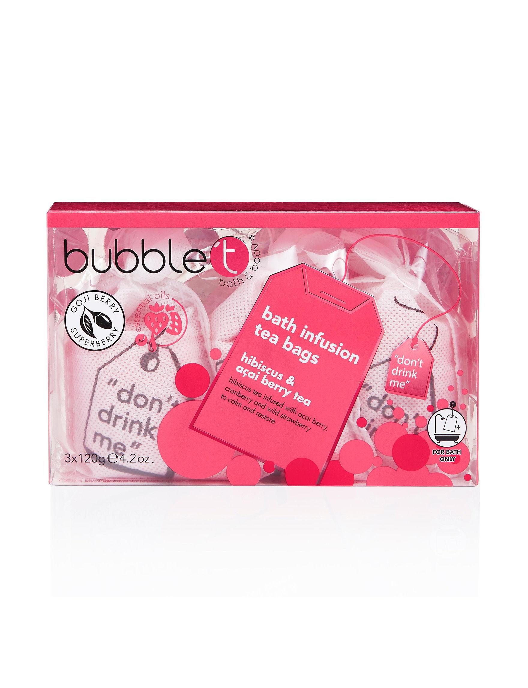 Bubble T  Bath Soaks & Oils