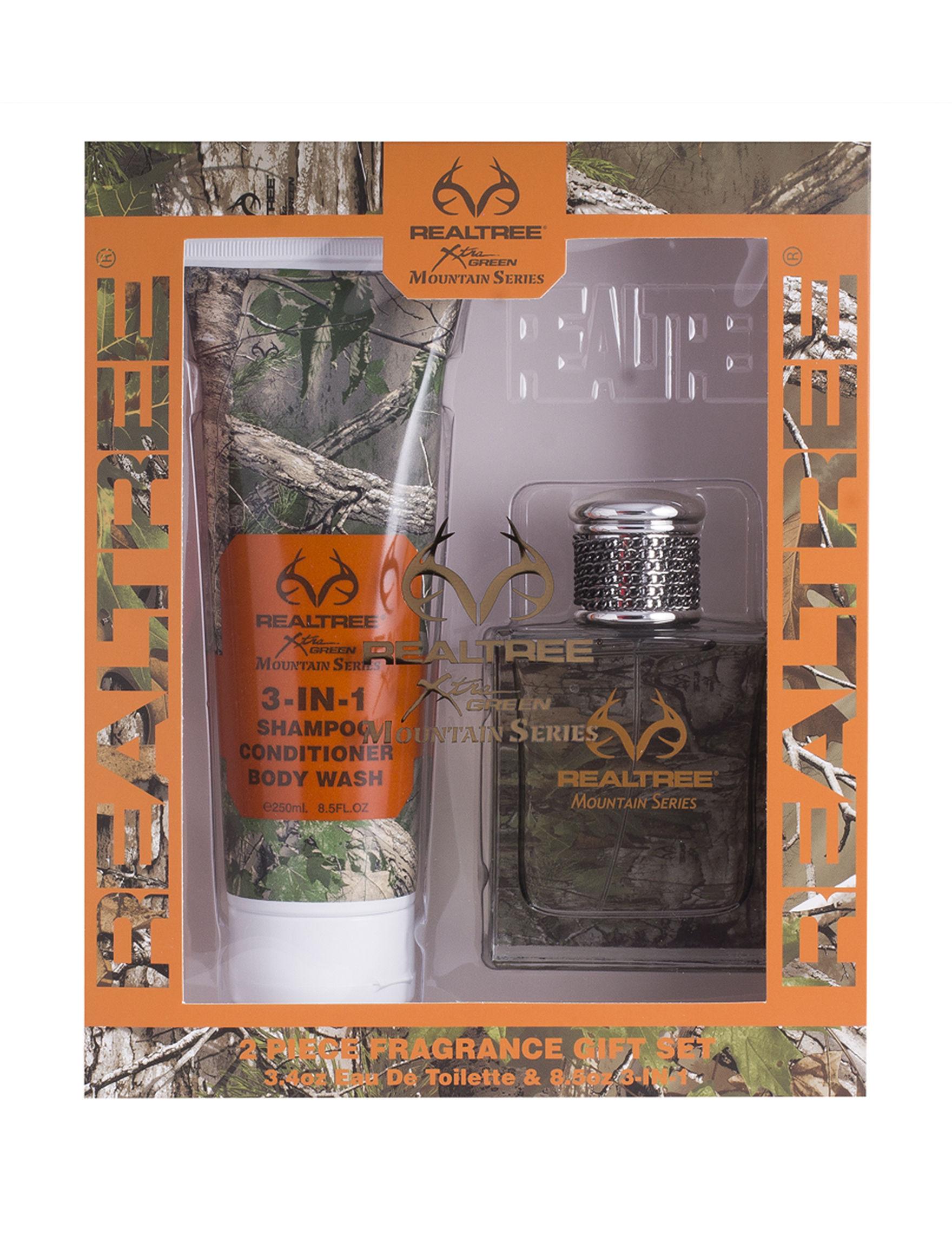 Realtree  Fragrance Gift Sets