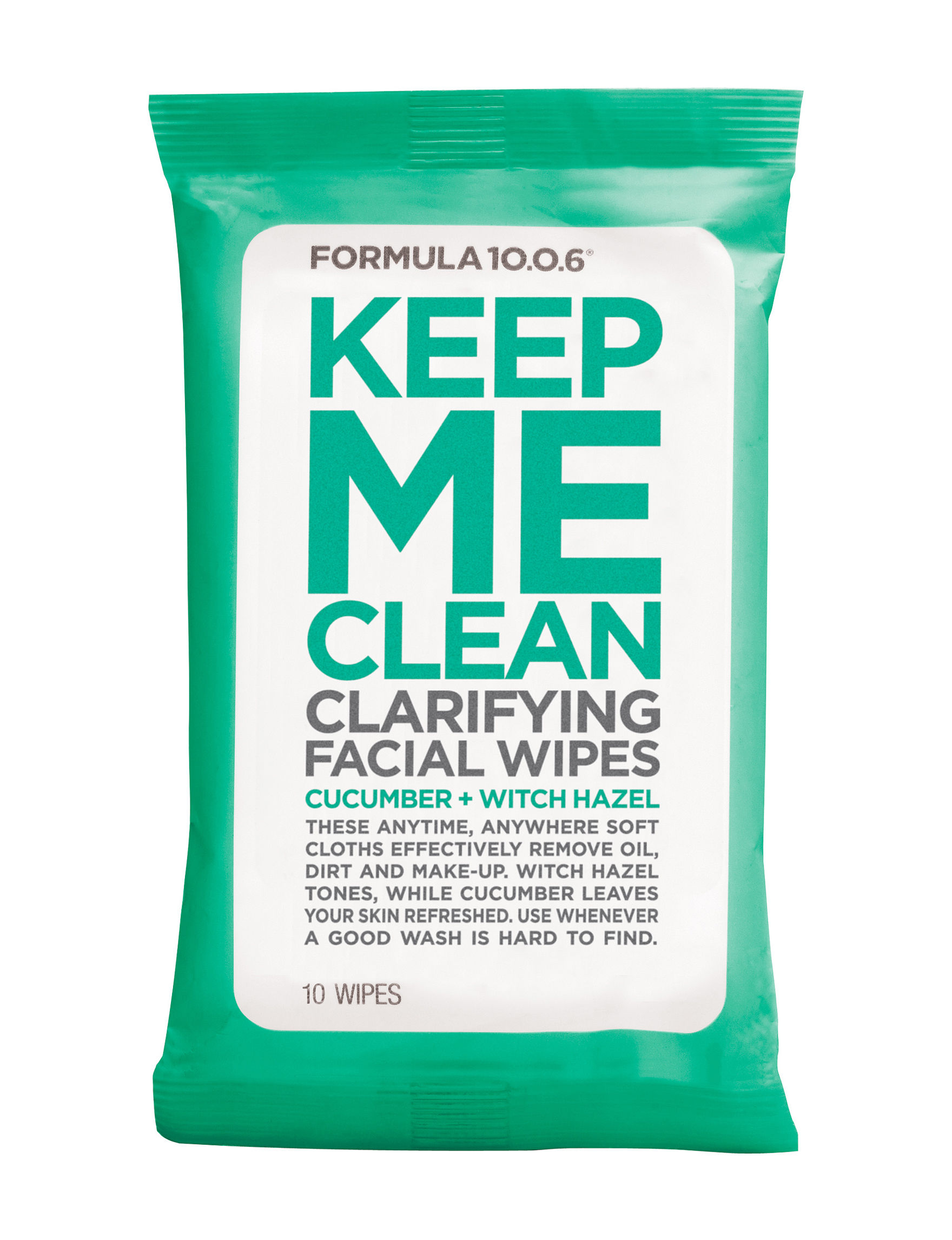 Formula 10 0 6  Cleansers & Toners Face Makeup Remover