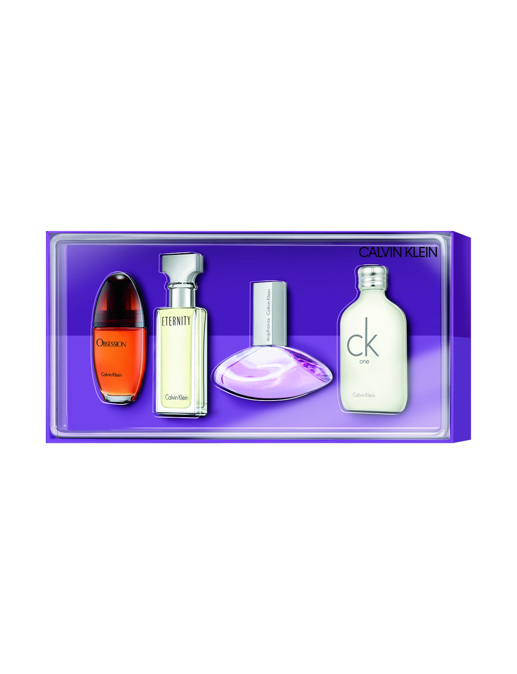 Calvin Klein  Fragrance Gift Sets Travel Sprays & Rollerballs