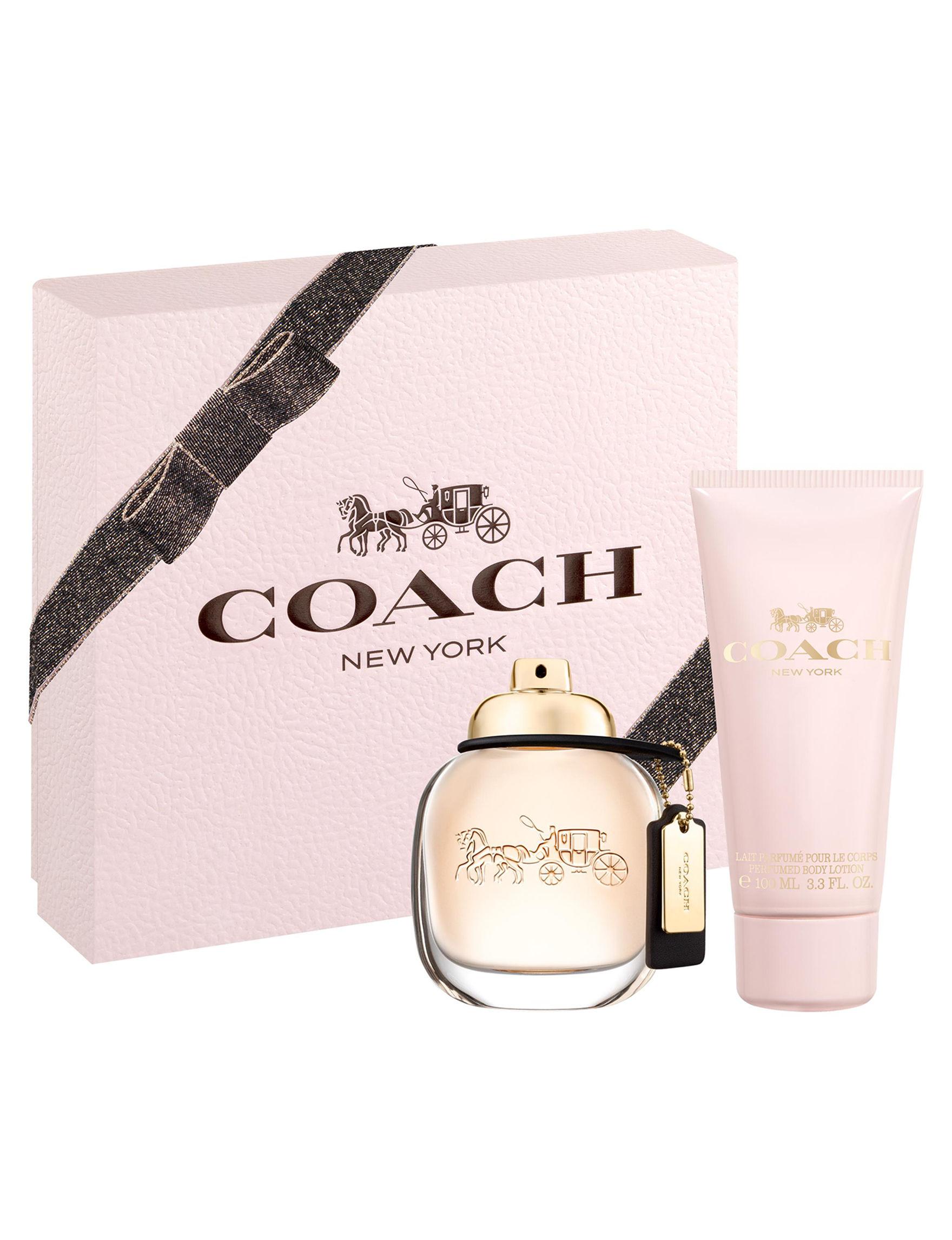 Coach  Fragrance Gift Sets
