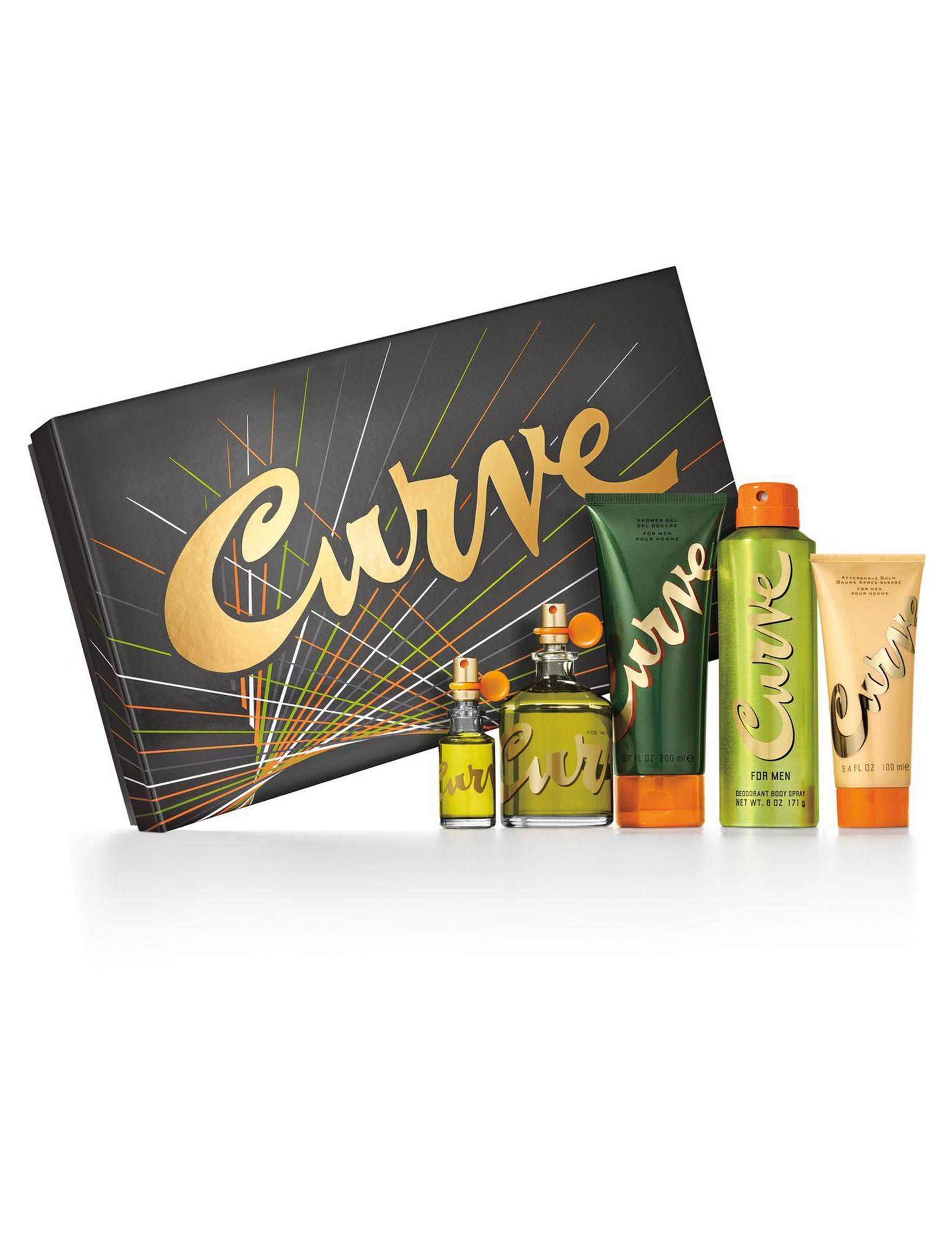 Curve  Fragrance Gift Sets