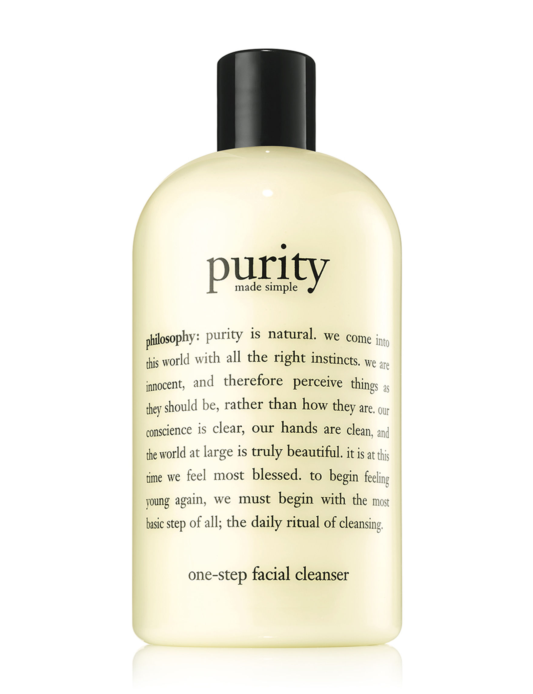 Philosophy  Cleansers & Toners Face Makeup Remover