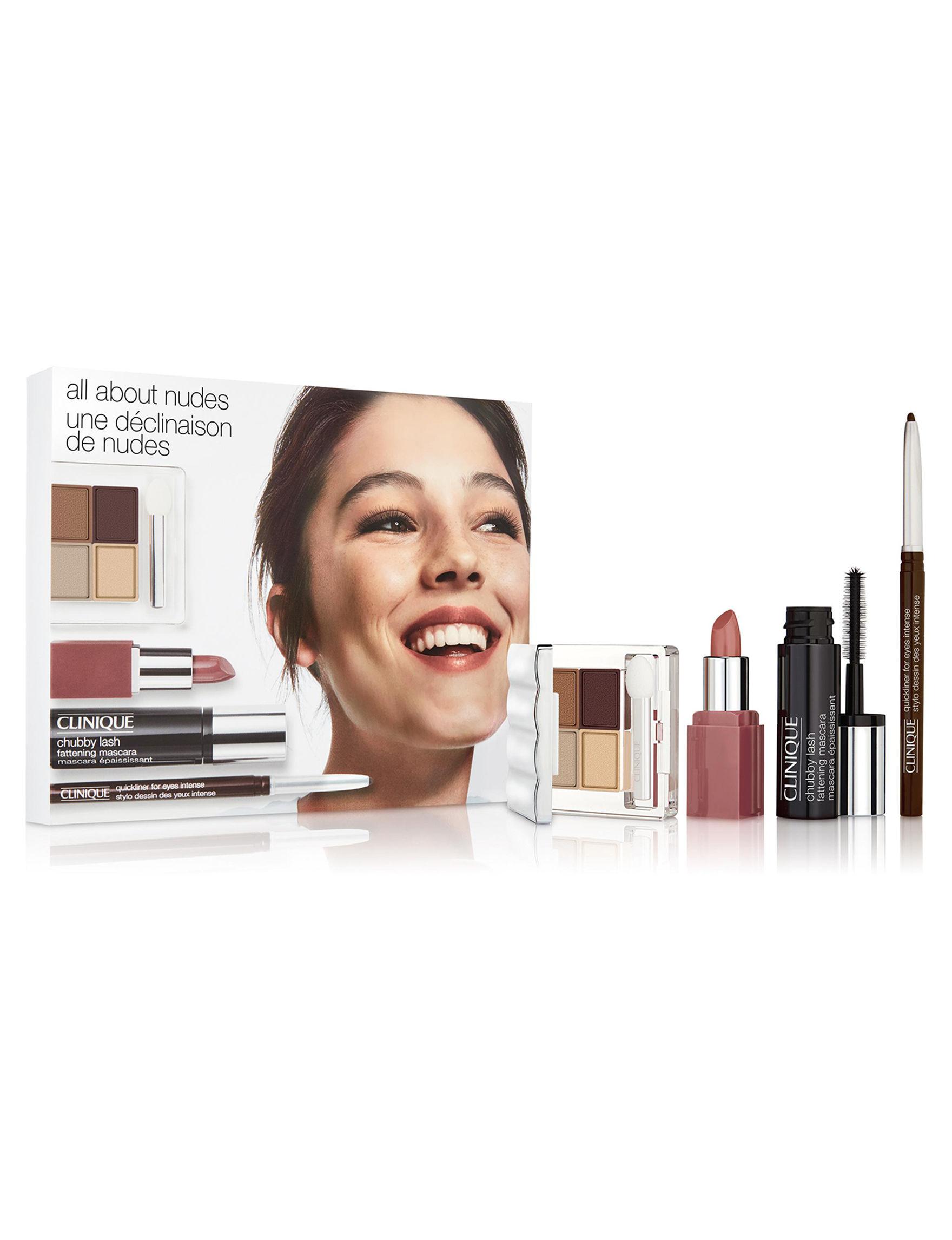 Clinique  Eyes Lips Sets & Palettes Eye Liner Eye Shadow Lipstick Mascara