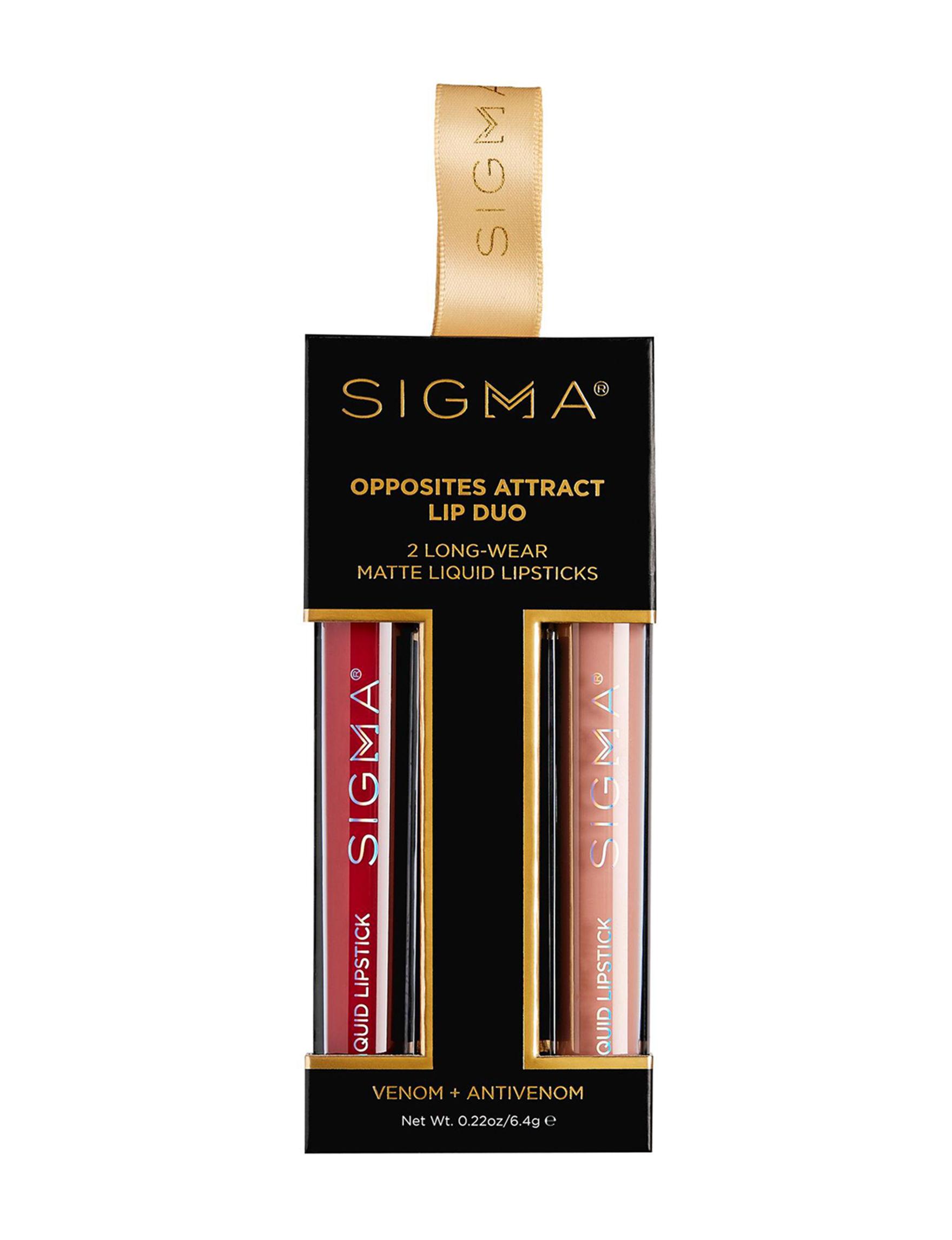 Sigma  Lips Sets & Palettes