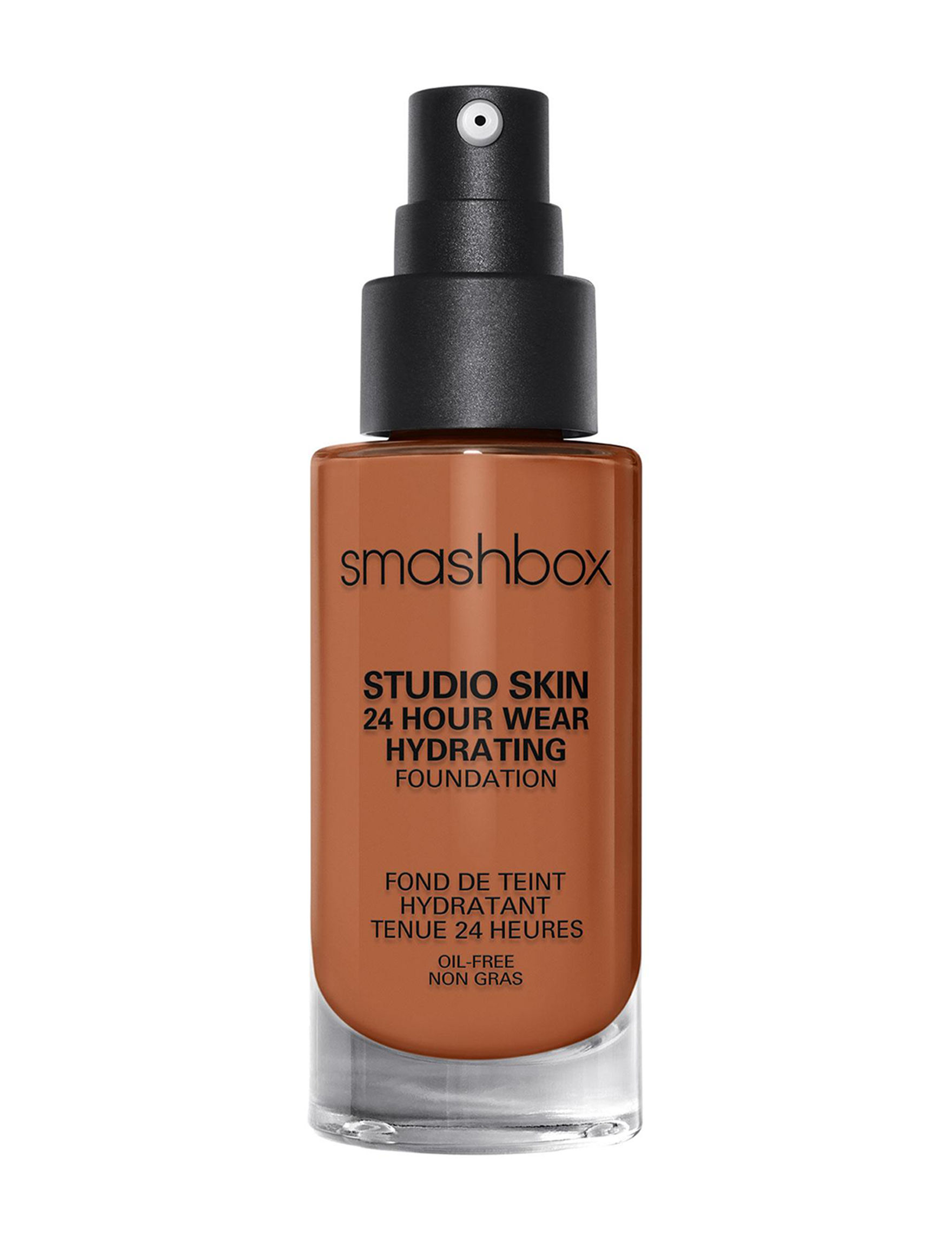 Smashbox 4.2- Deep Warm Brown Face Foundation
