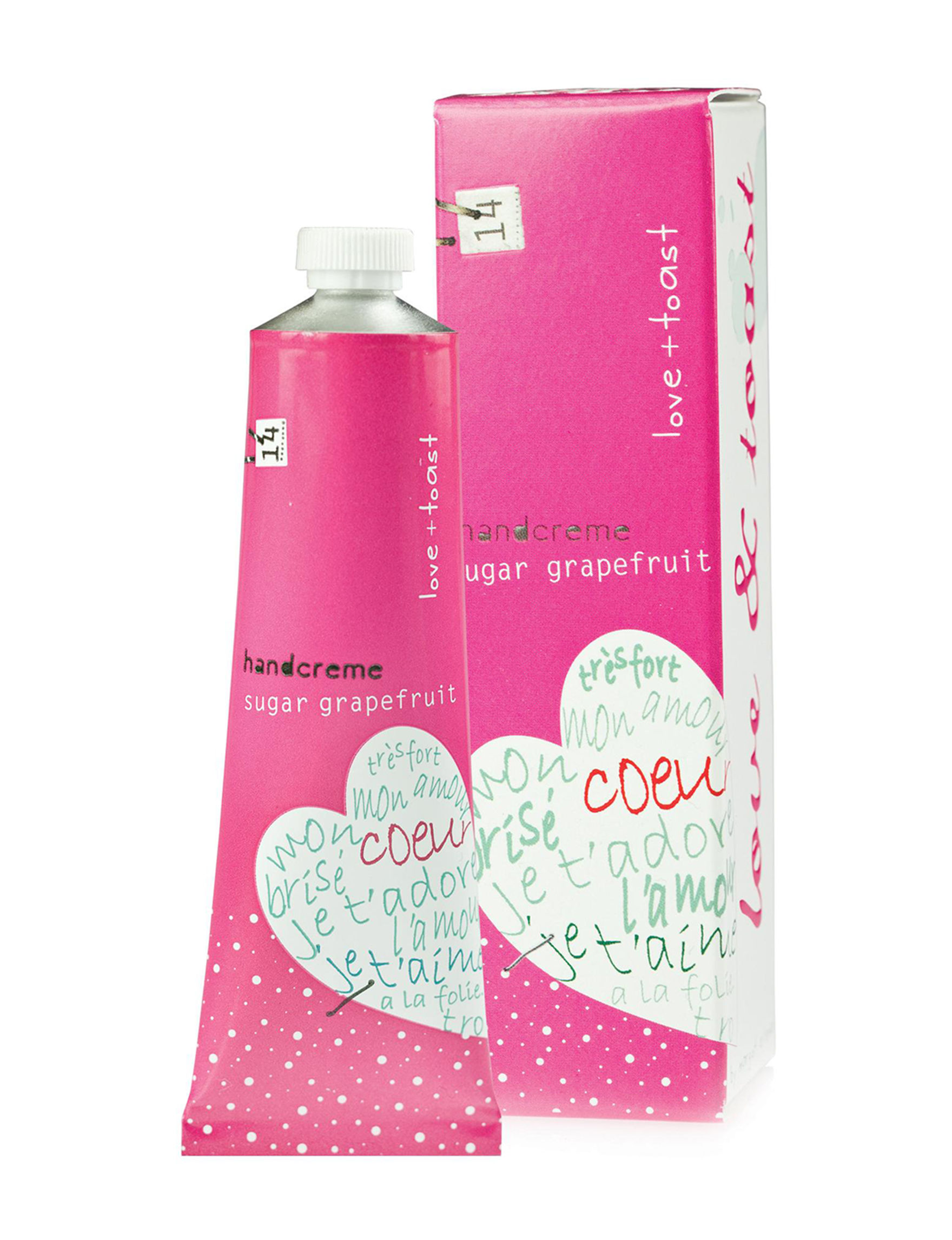 Love & Toast  Hand & Foot Care