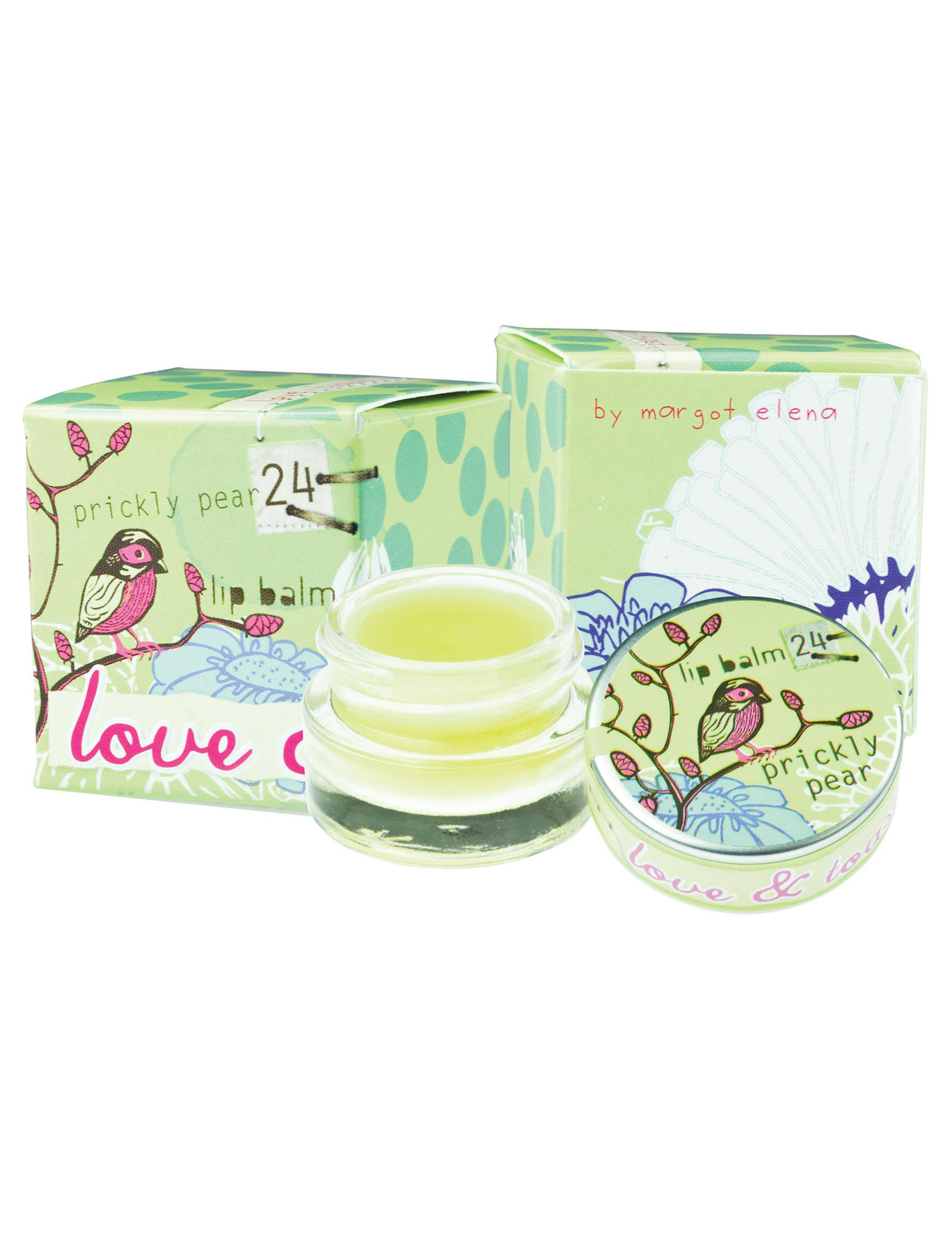 Love & Toast  Lips Lip Balm