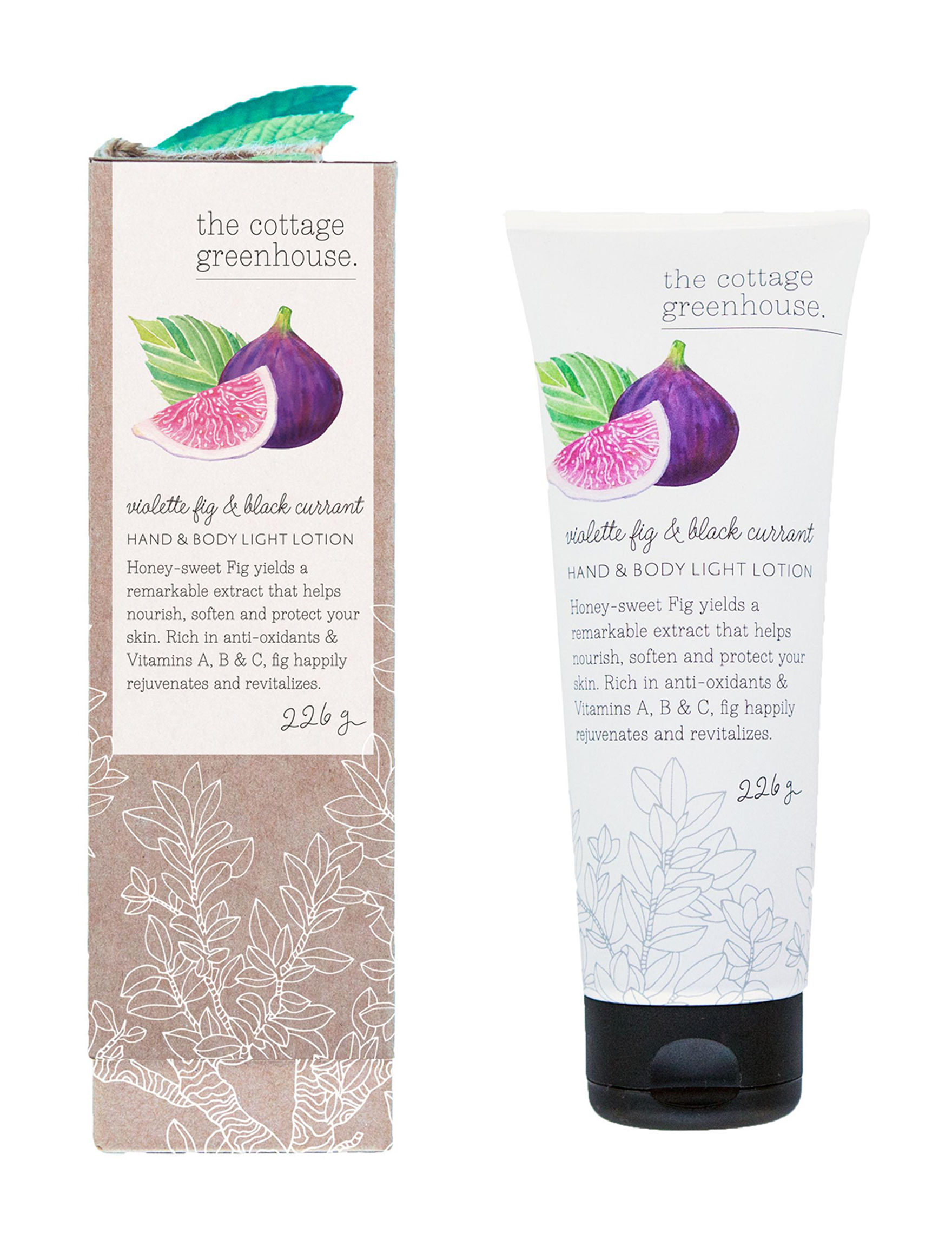 The Cottage Greenhouse  Body Cream & Lotions