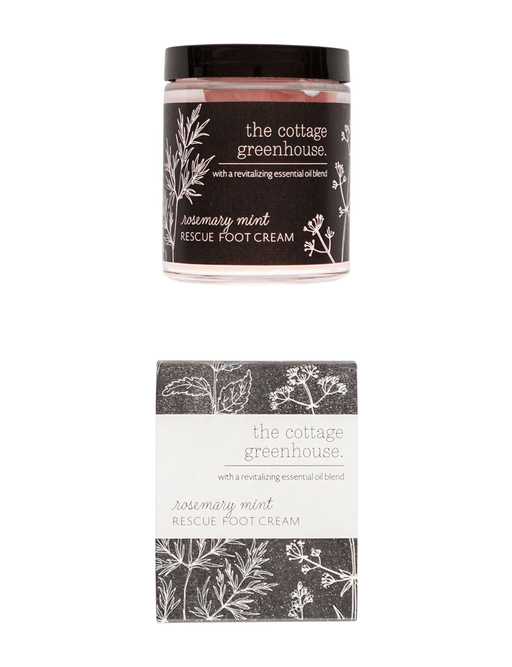 The Cottage Greenhouse  Hand & Foot Care