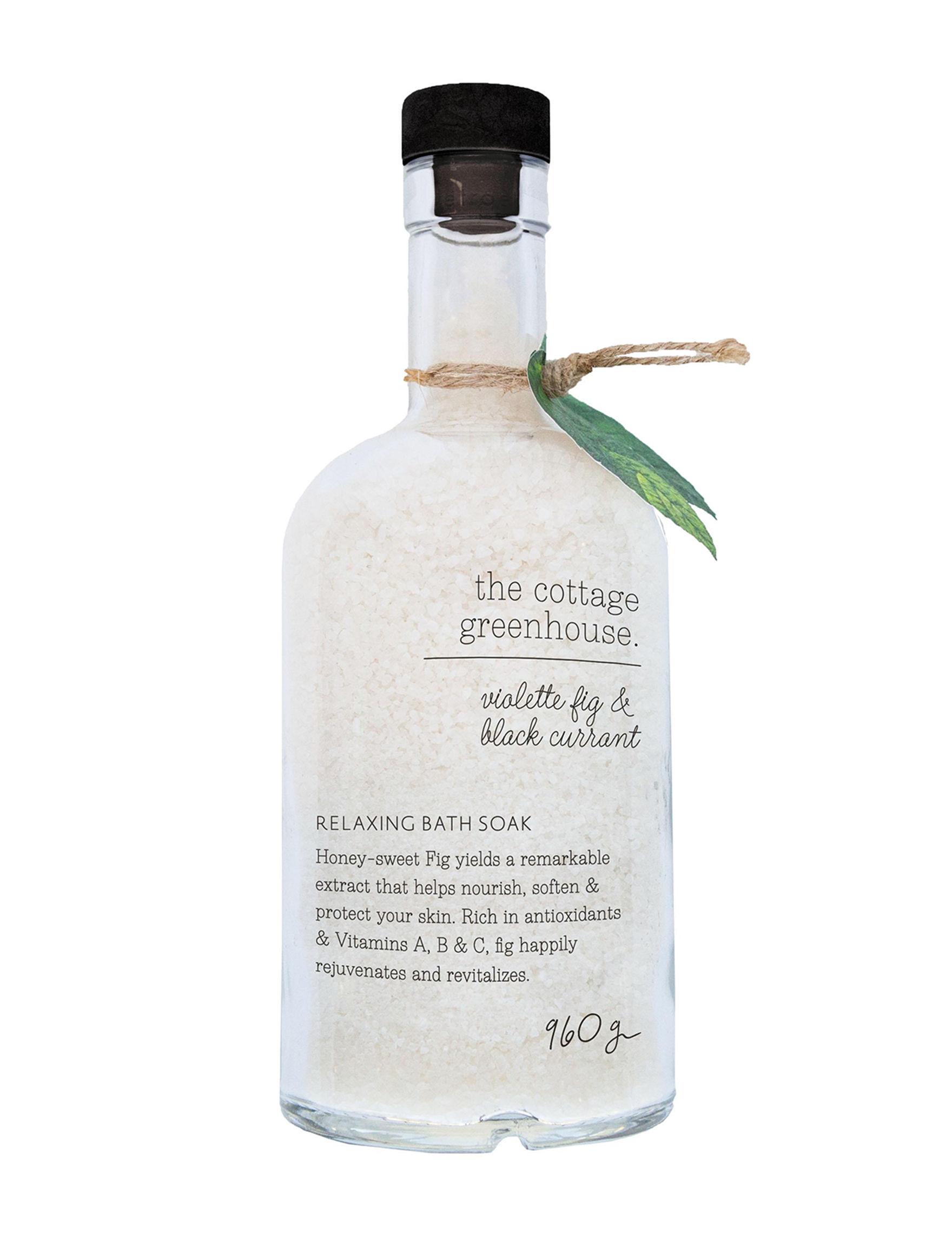 The Cottage Greenhouse  Bath Bombs, Salts & Oils