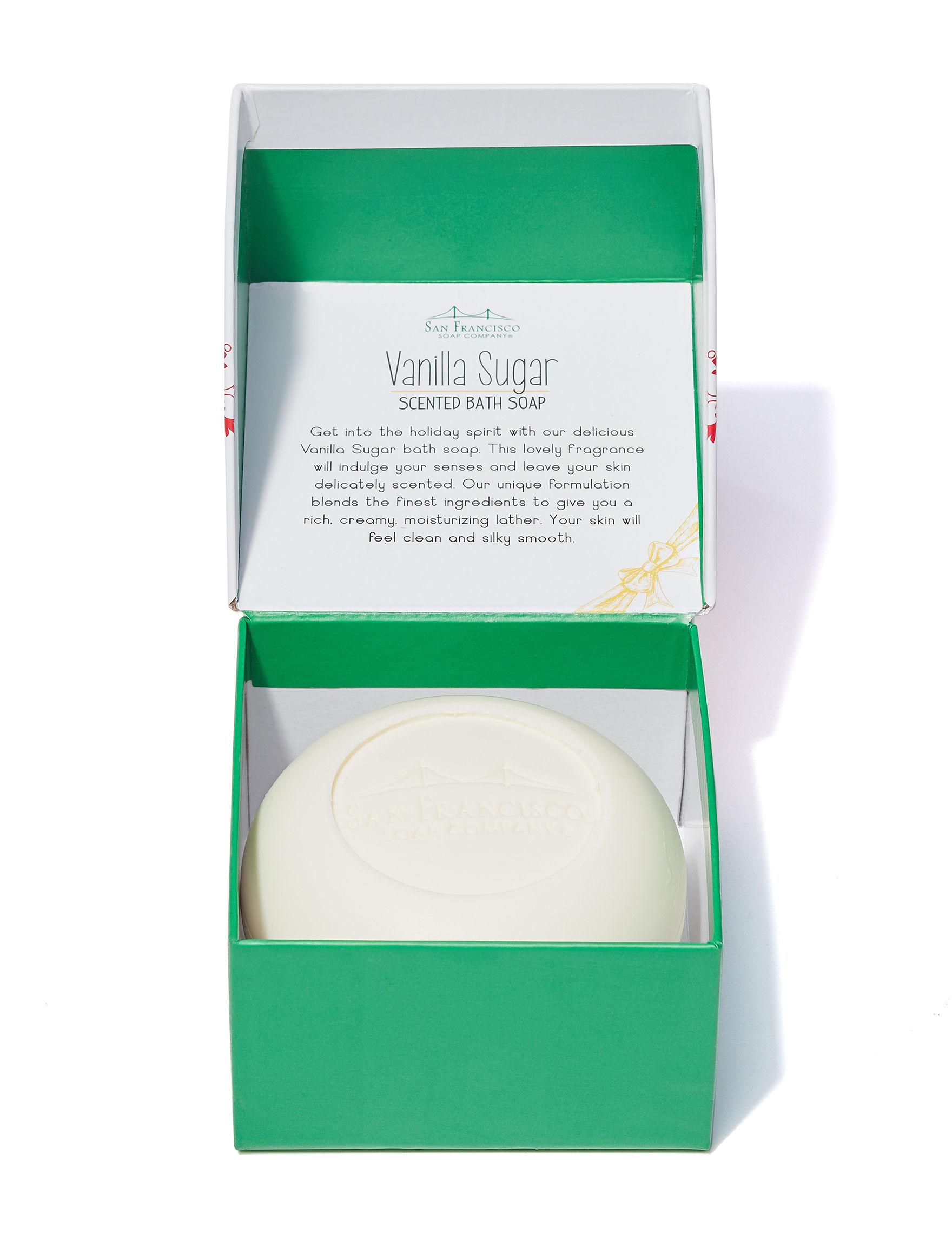 San Francisco Soap Company Green Soaps